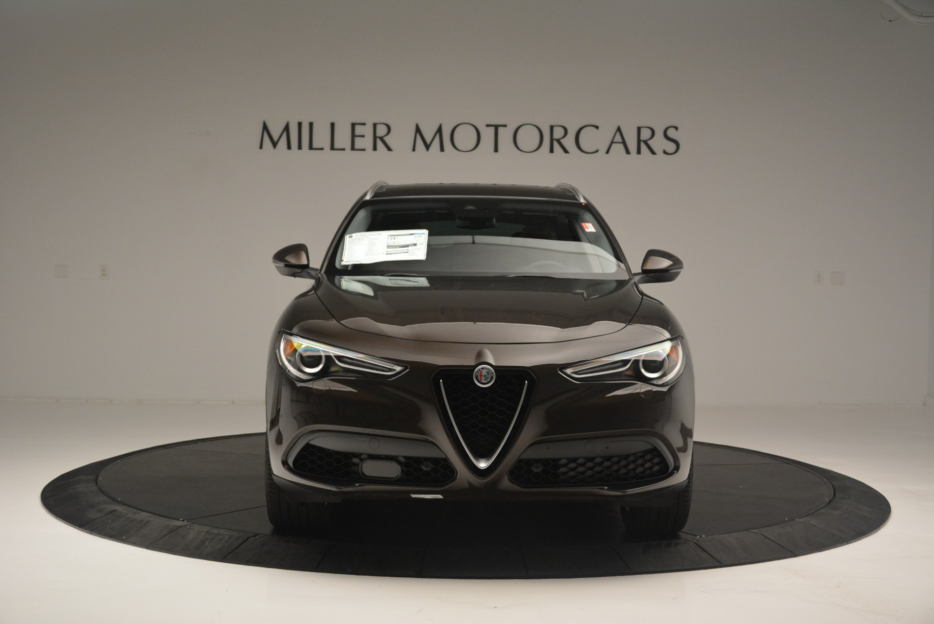 New 2018 Alfa Romeo Stelvio Ti Q4 For Sale In Westport, CT 2417_p12