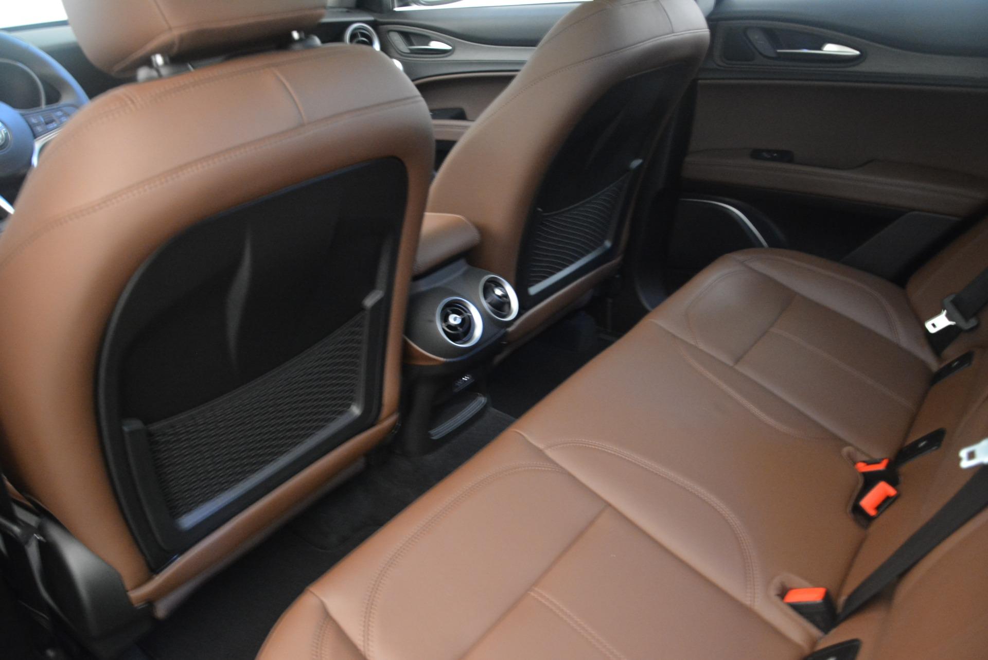 New 2018 Alfa Romeo Stelvio Ti Q4 For Sale In Westport, CT 2417_p16