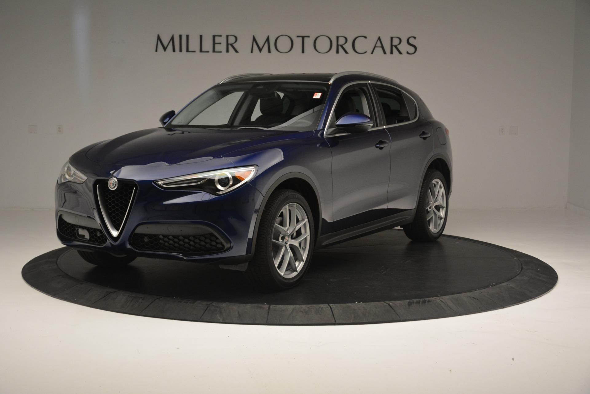New 2018 Alfa Romeo Stelvio Ti Q4 For Sale In Westport, CT 2418_p2
