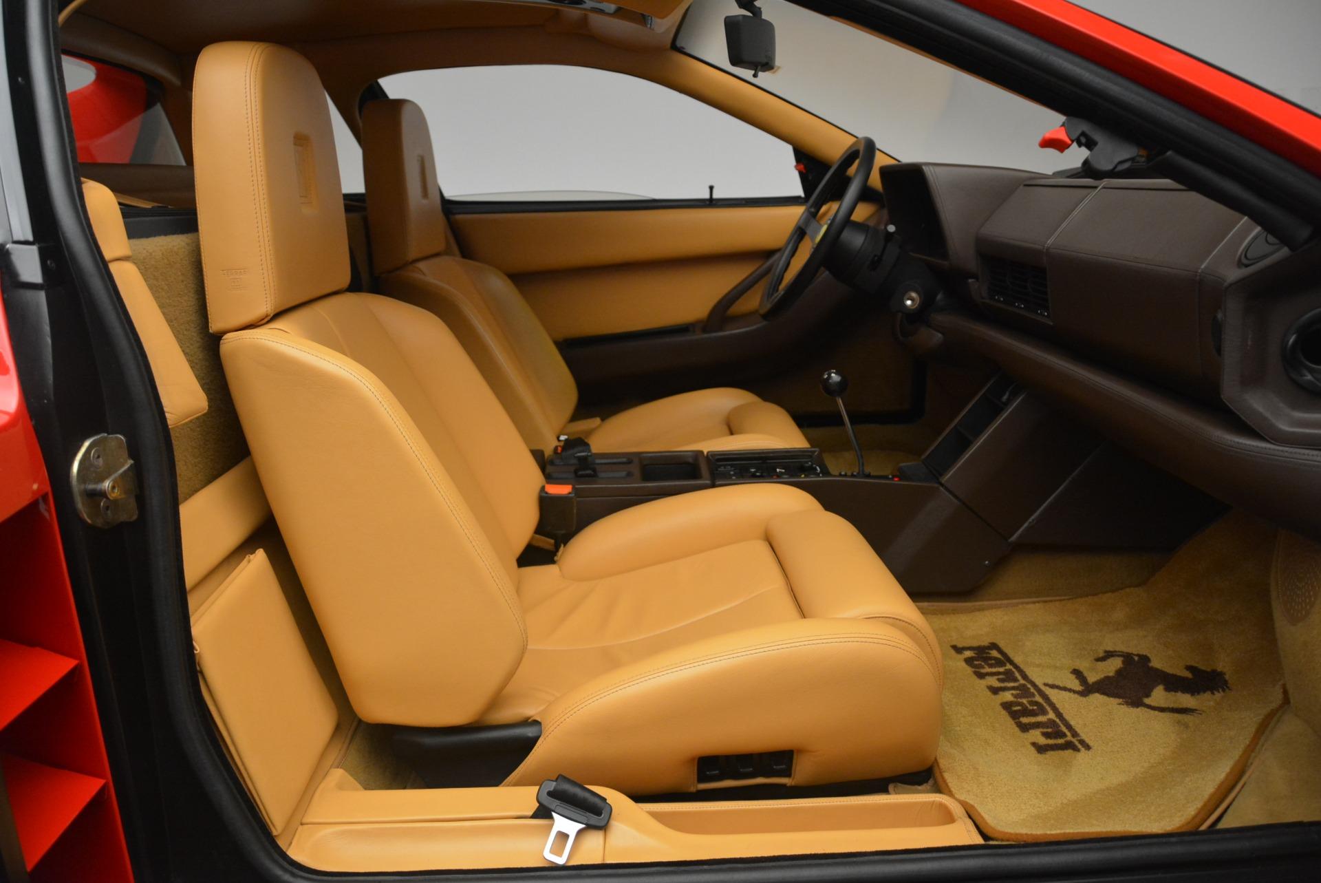 Used 1990 Ferrari Testarossa  For Sale In Westport, CT 2419_p18