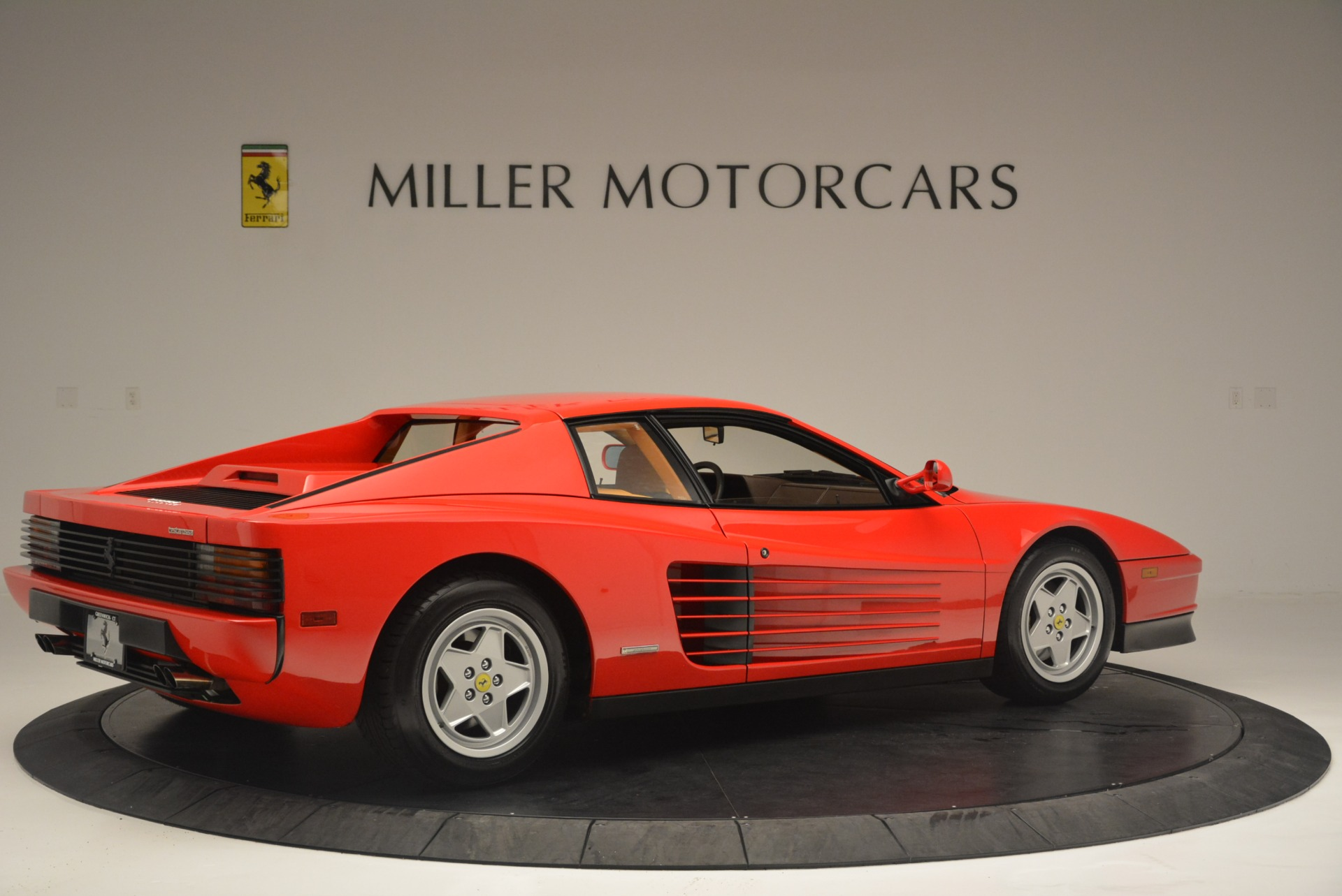 Used 1990 Ferrari Testarossa  For Sale In Westport, CT 2419_p8