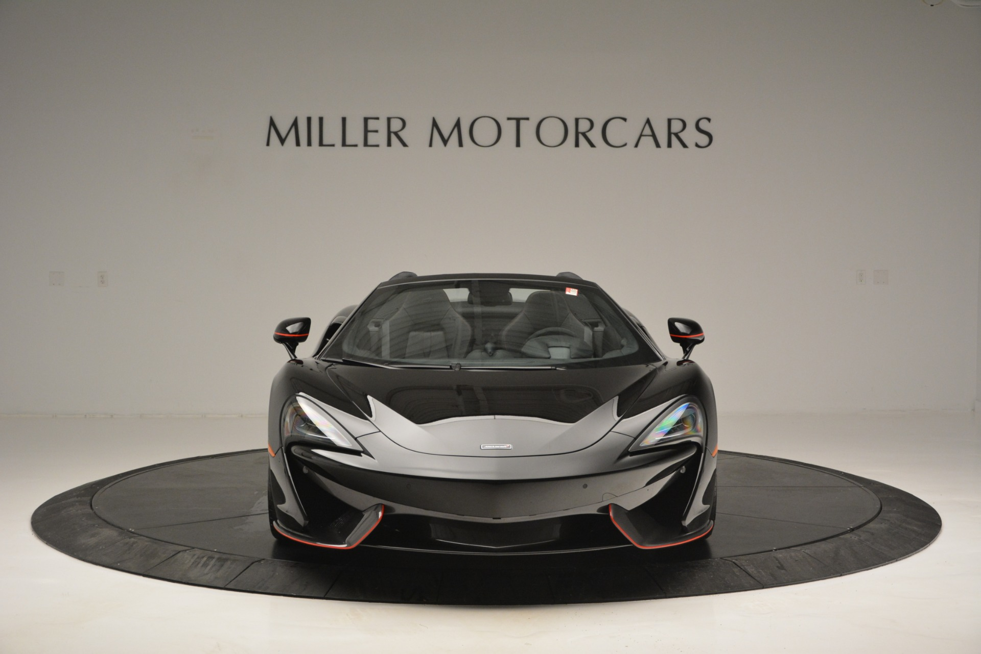 Used 2018 McLaren 570S Spider For Sale In Westport, CT 2420_p12