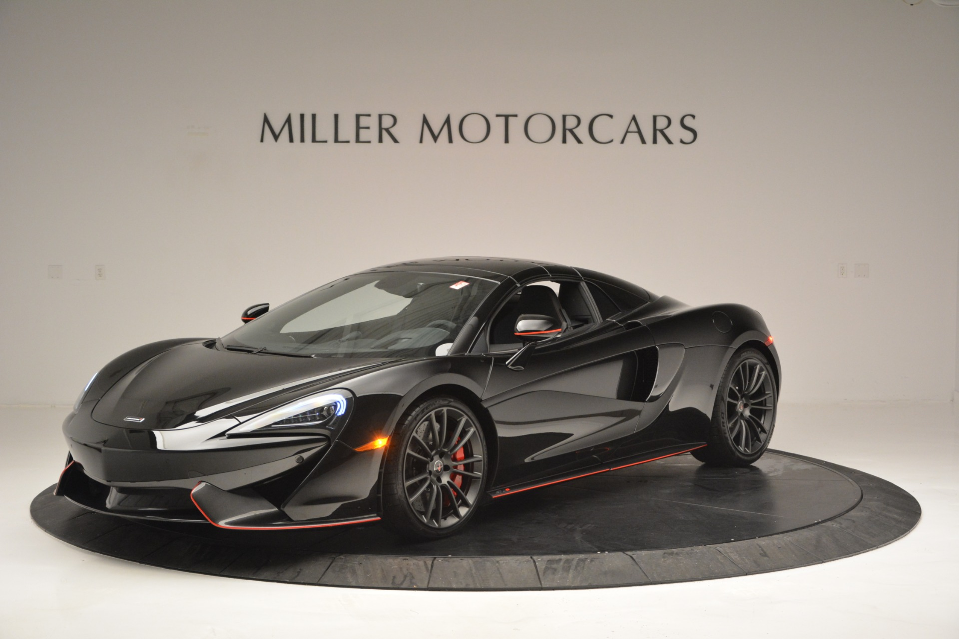 Used 2018 McLaren 570S Spider For Sale In Westport, CT 2420_p15
