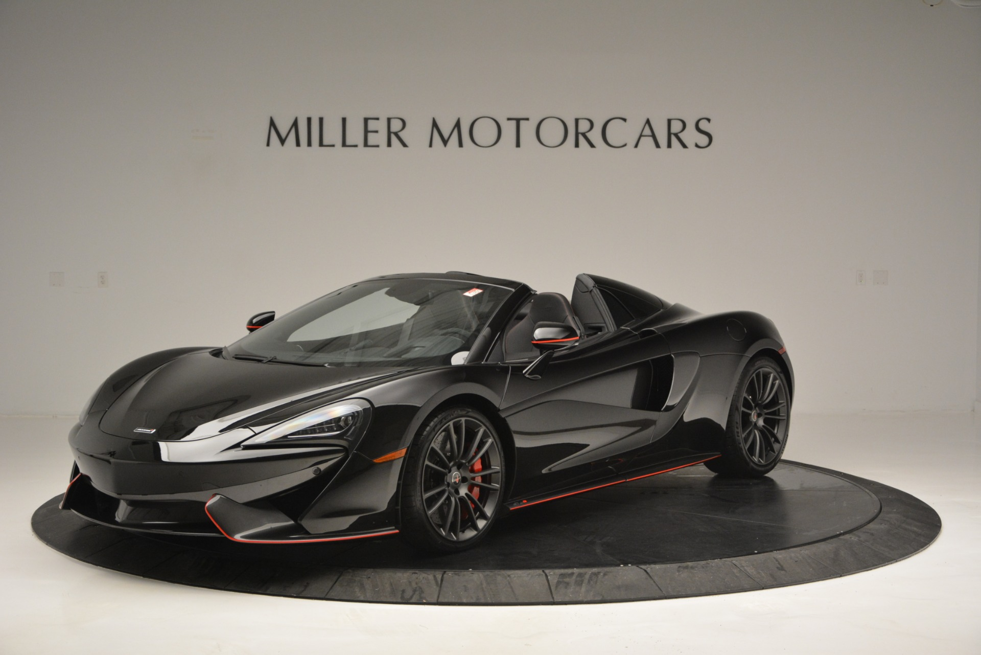 Used 2018 McLaren 570S Spider For Sale In Westport, CT 2420_p2