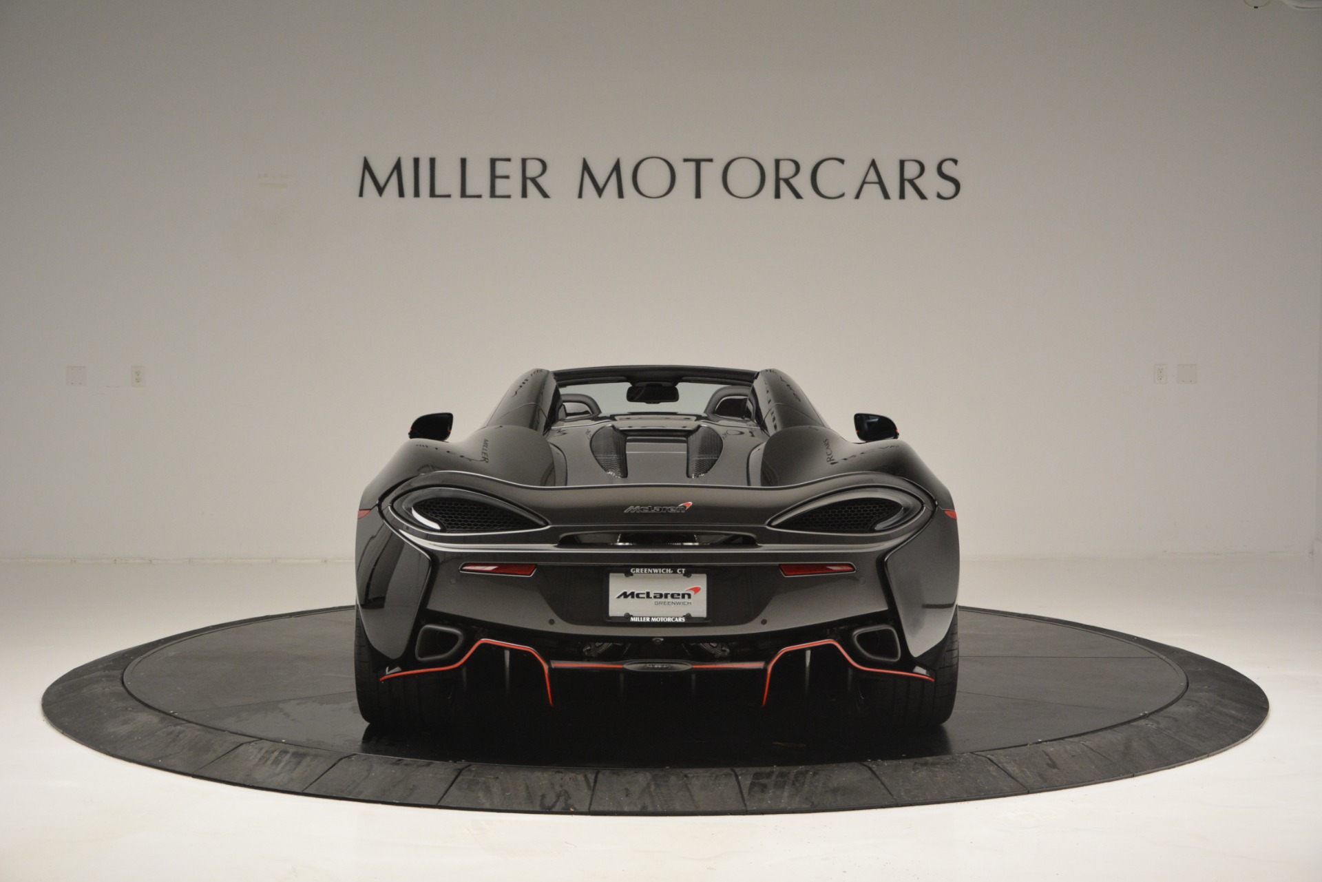 Used 2018 McLaren 570S Spider For Sale In Westport, CT 2420_p6