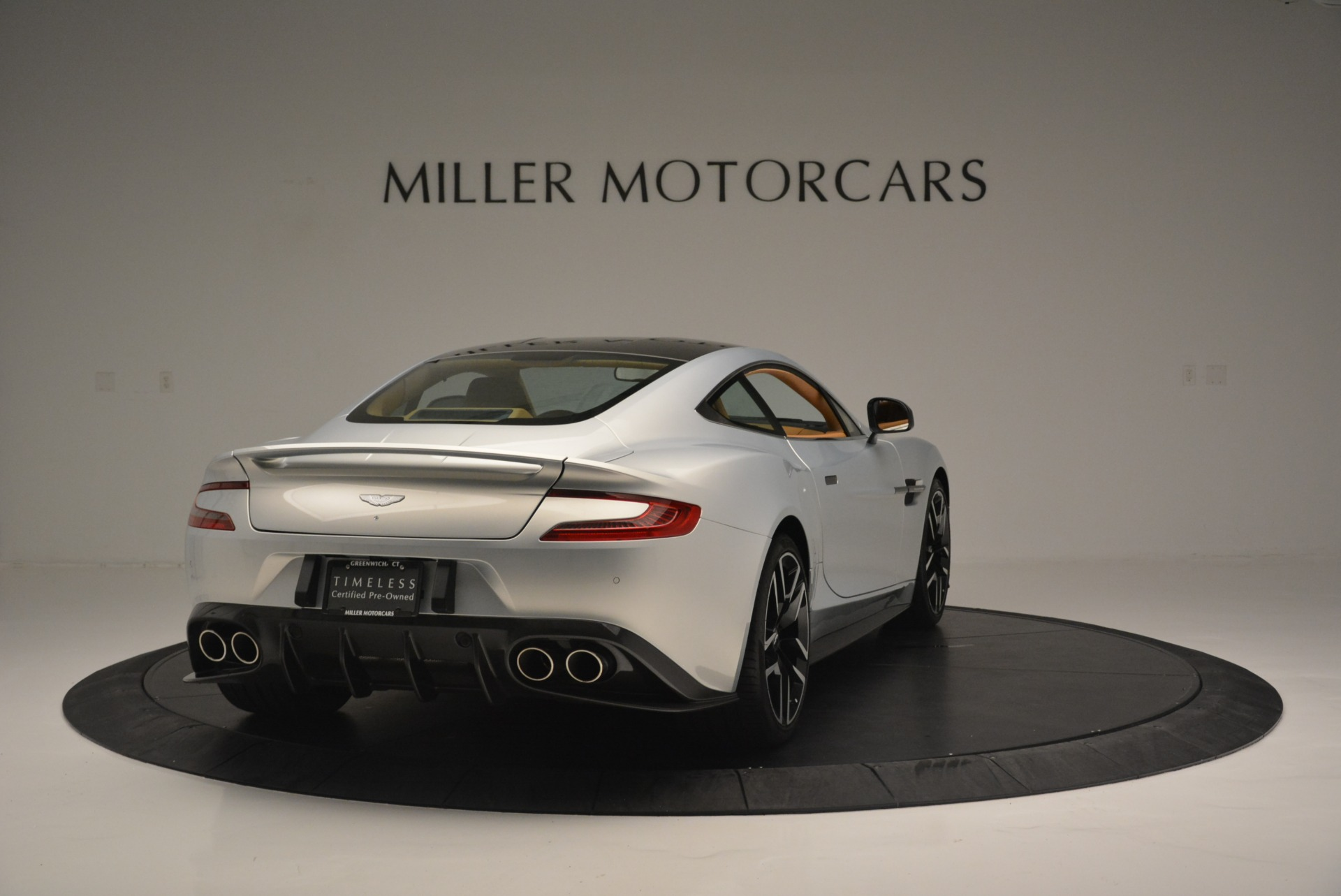 Used 2018 Aston Martin Vanquish S Coupe For Sale In Westport, CT 2421_p7