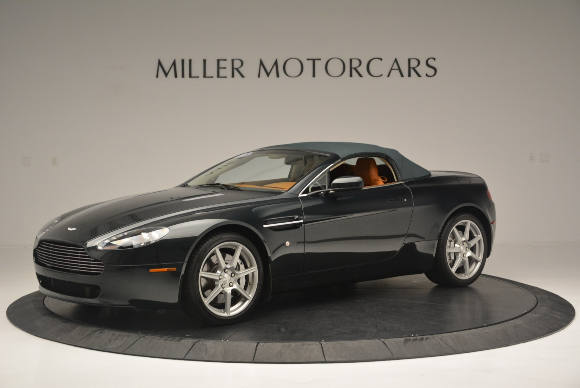 Used 2008 Aston Martin V8 Vantage Roadster For Sale In Westport, CT 2422_p10