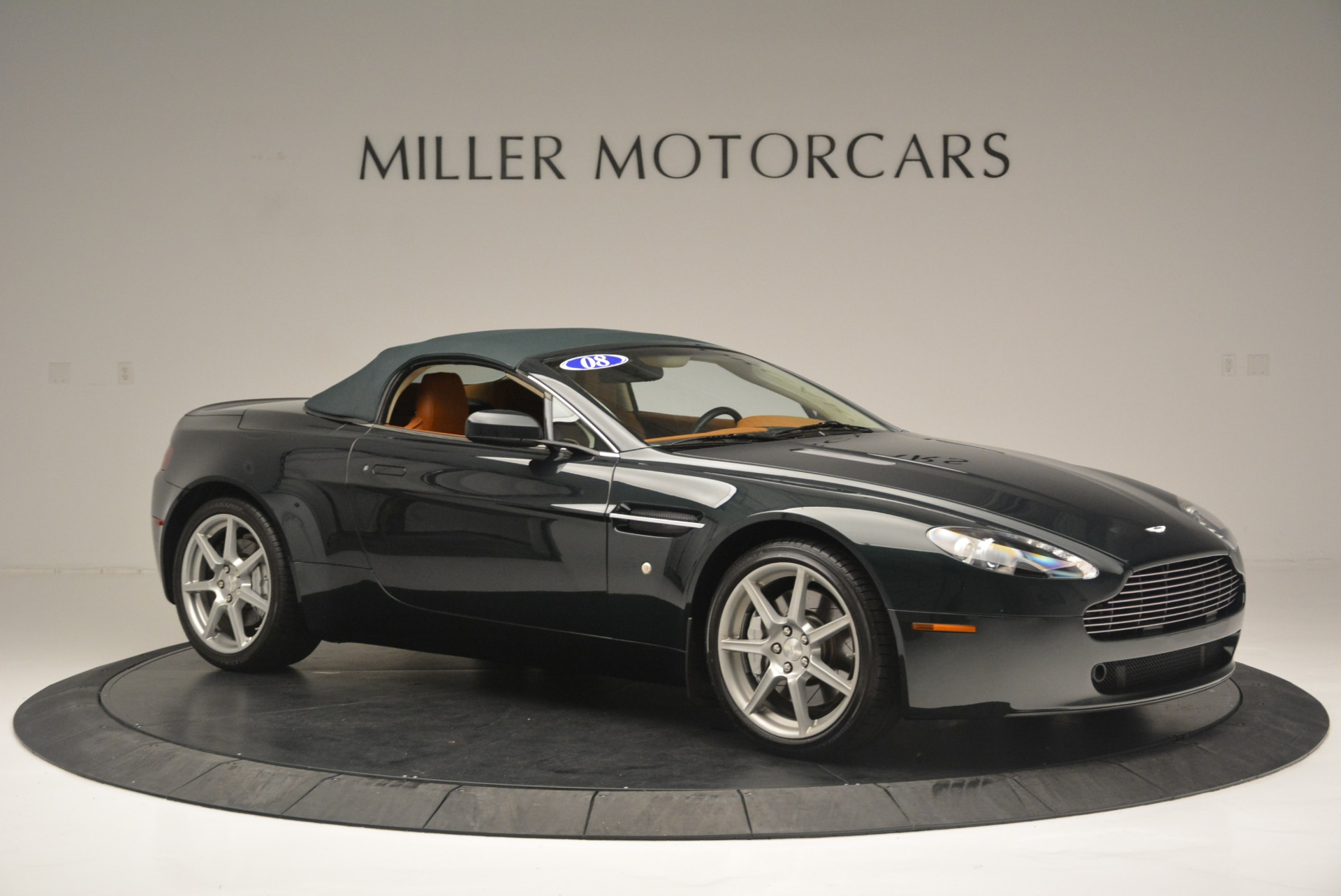 Used 2008 Aston Martin V8 Vantage Roadster For Sale In Westport, CT 2422_p13