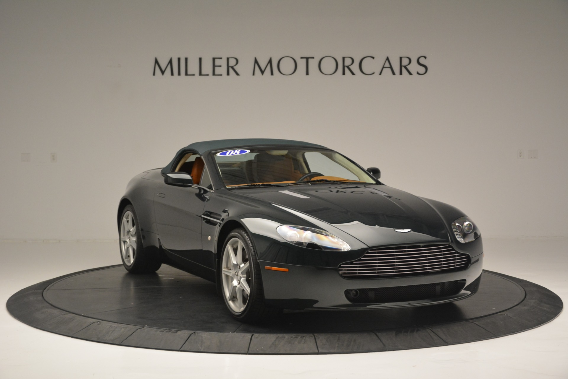 Used 2008 Aston Martin V8 Vantage Roadster For Sale In Westport, CT 2422_p14