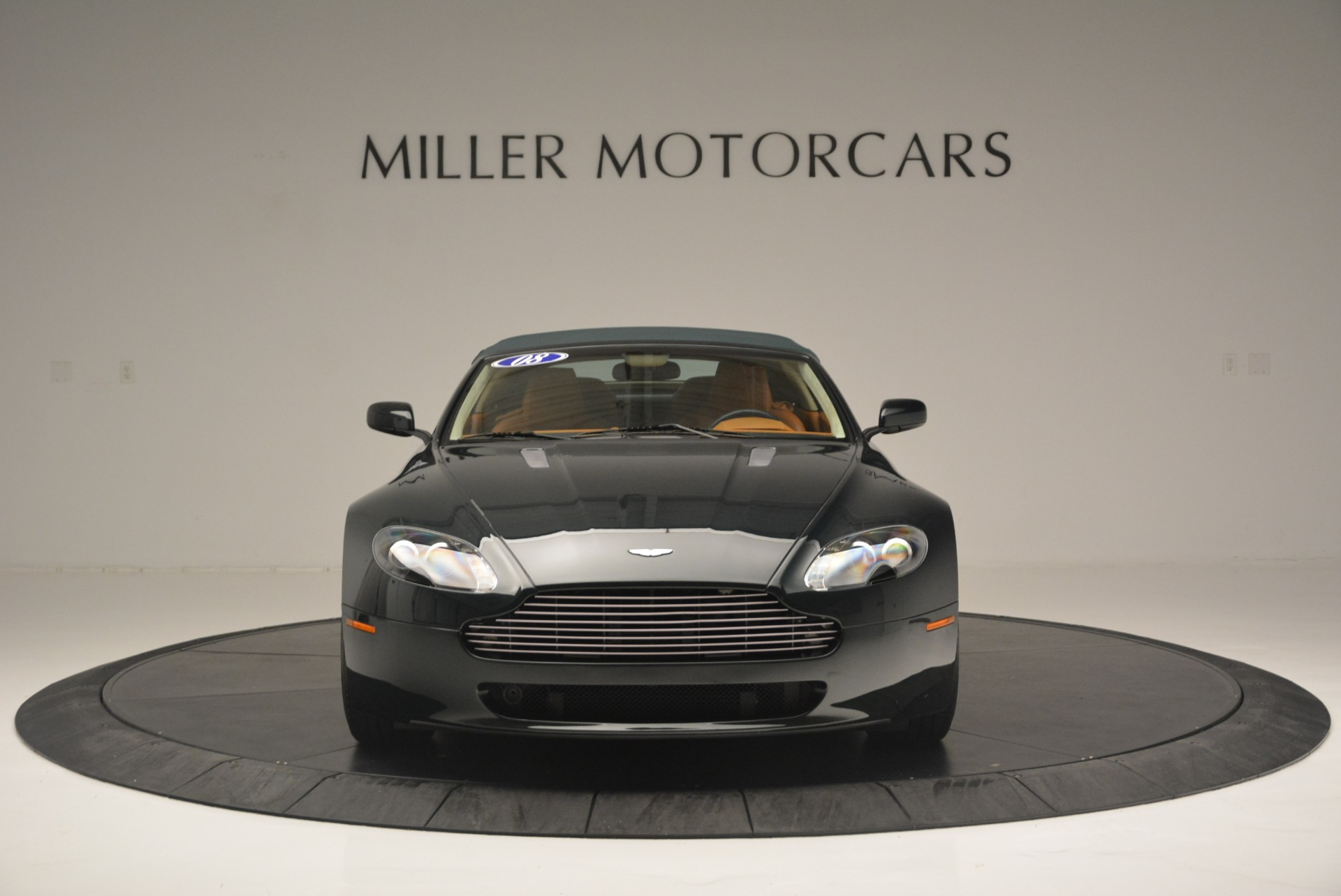 Used 2008 Aston Martin V8 Vantage Roadster For Sale In Westport, CT 2422_p15