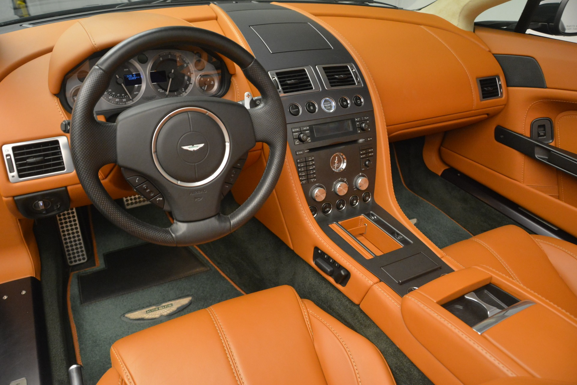 Used 2008 Aston Martin V8 Vantage Roadster For Sale In Westport, CT 2422_p17