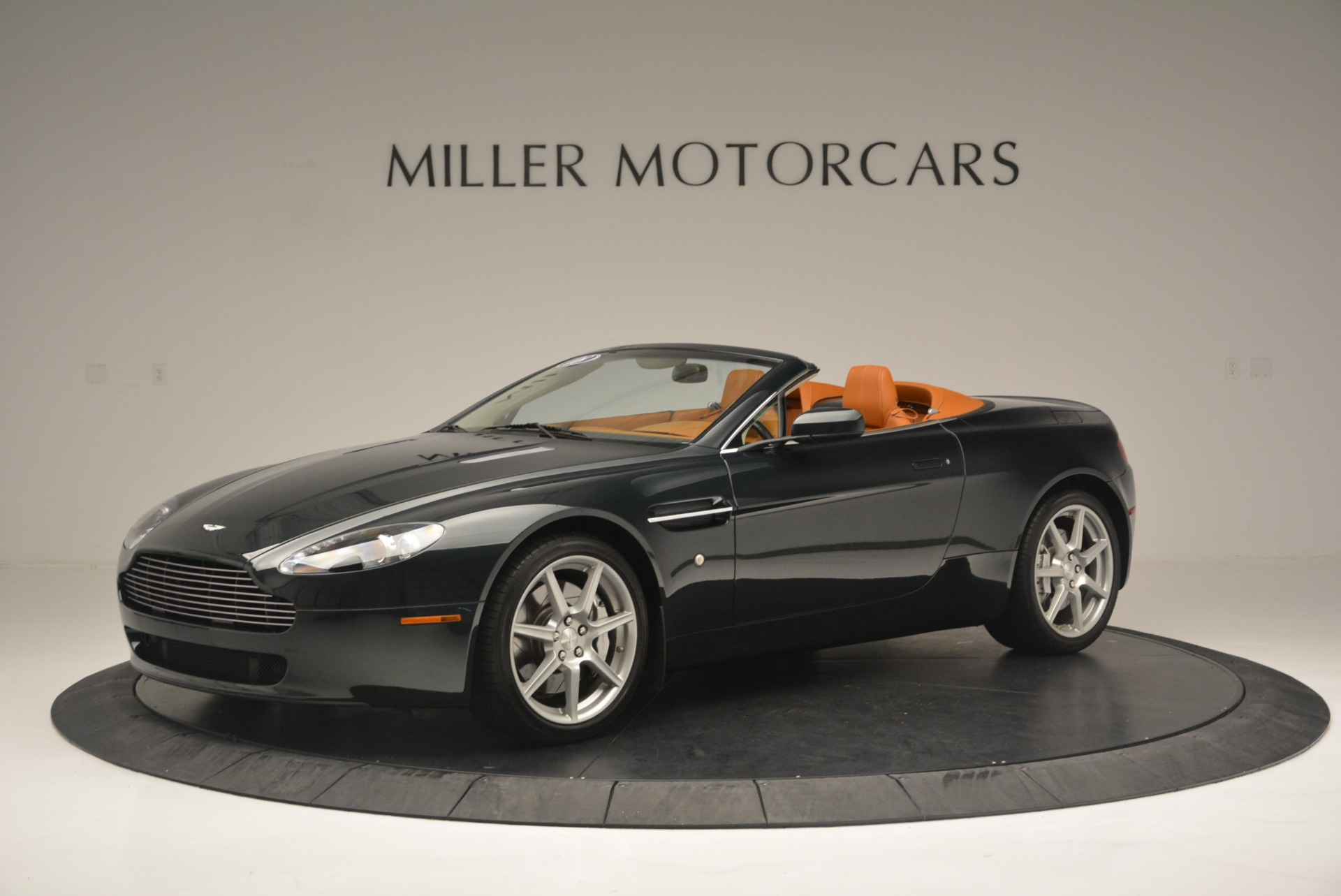 Used 2008 Aston Martin V8 Vantage Roadster For Sale In Westport, CT 2422_p2