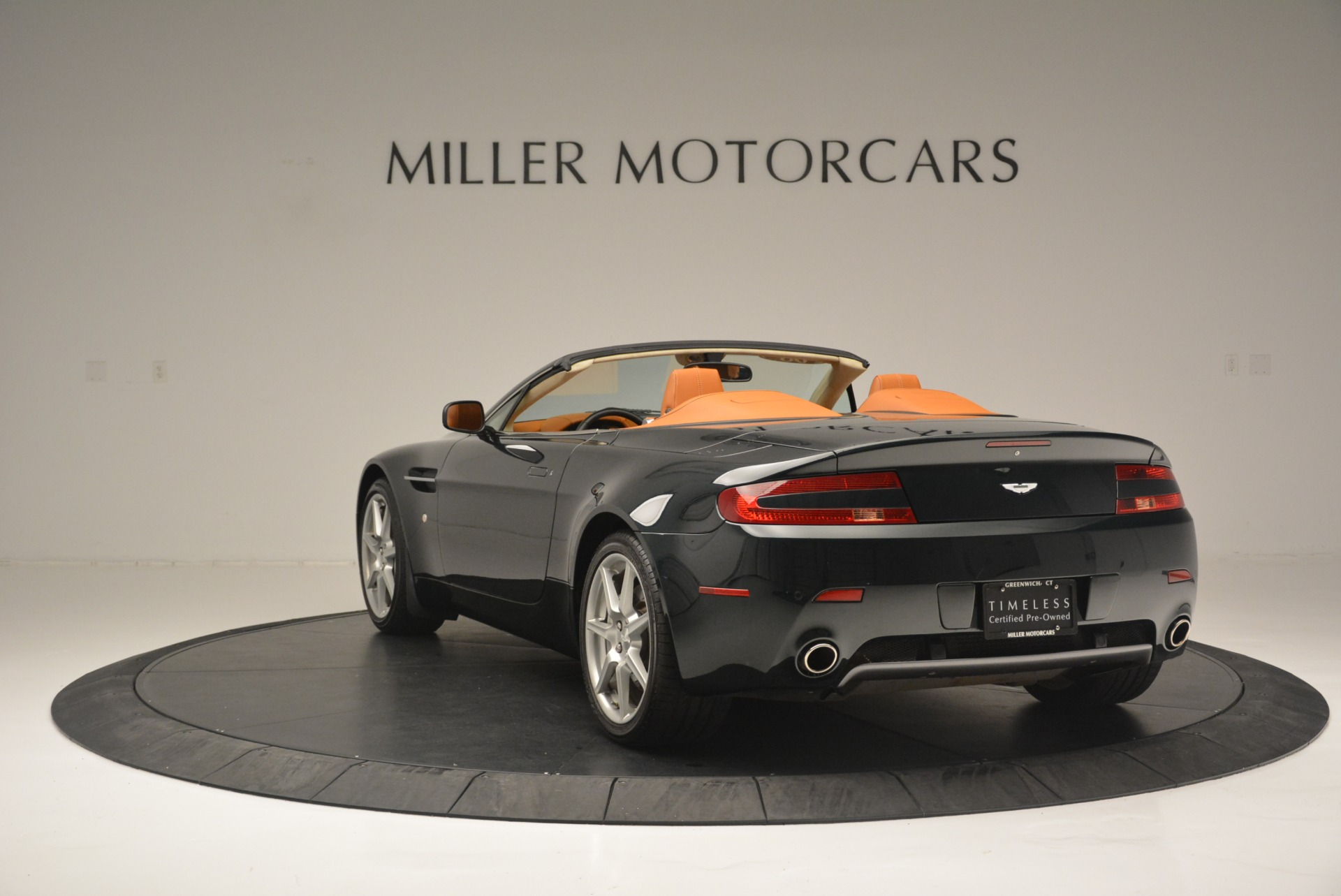 Used 2008 Aston Martin V8 Vantage Roadster For Sale In Westport, CT 2422_p5