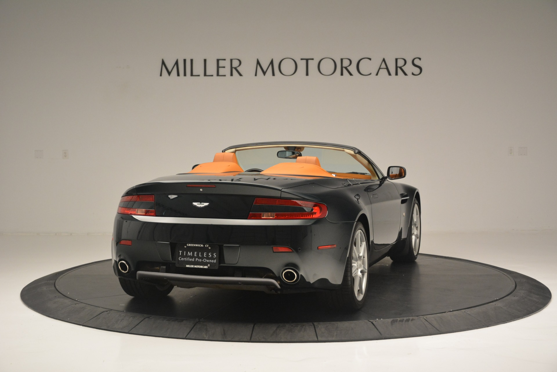 Used 2008 Aston Martin V8 Vantage Roadster For Sale In Westport, CT 2422_p7