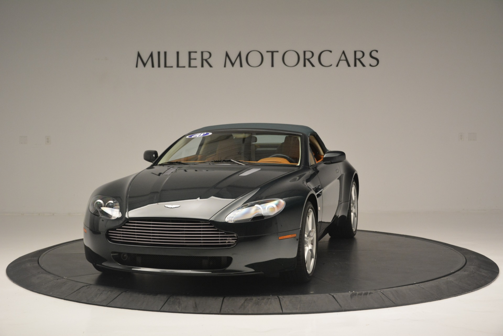 Used 2008 Aston Martin V8 Vantage Roadster For Sale In Westport, CT 2422_p9