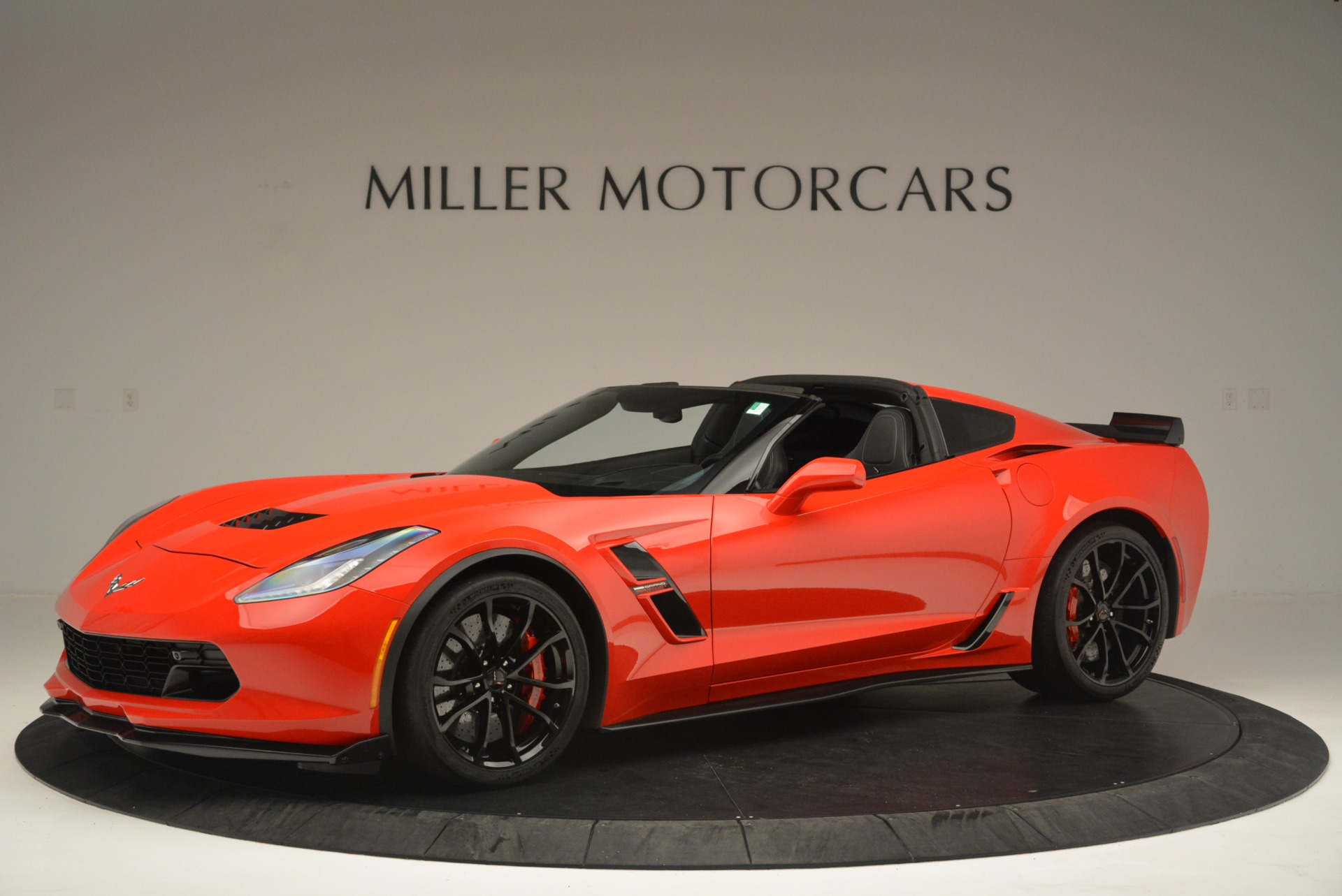 Used 2017 Chevrolet Corvette Grand Sport For Sale In Westport, CT 2423_p14