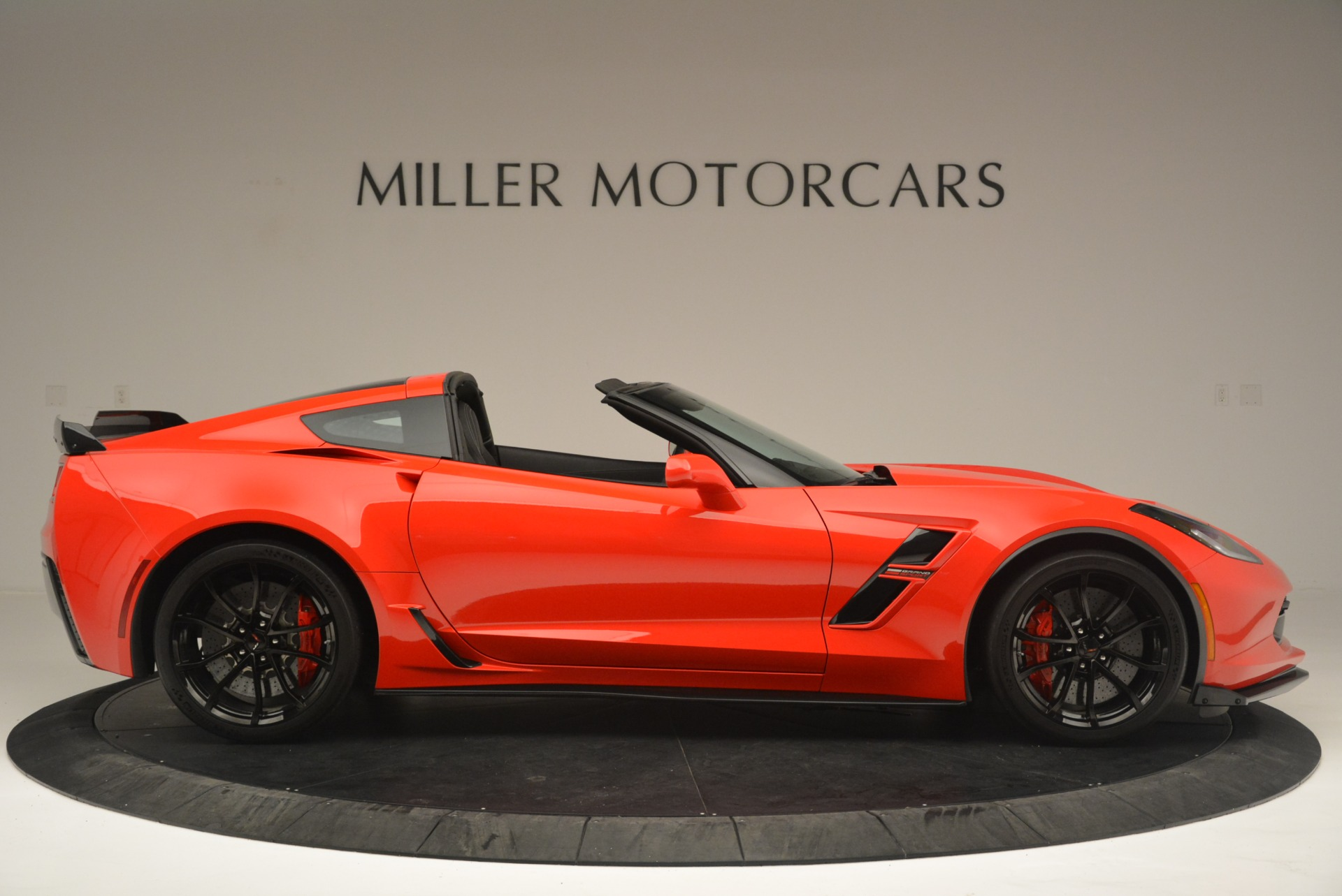 Used 2017 Chevrolet Corvette Grand Sport For Sale In Westport, CT 2423_p21