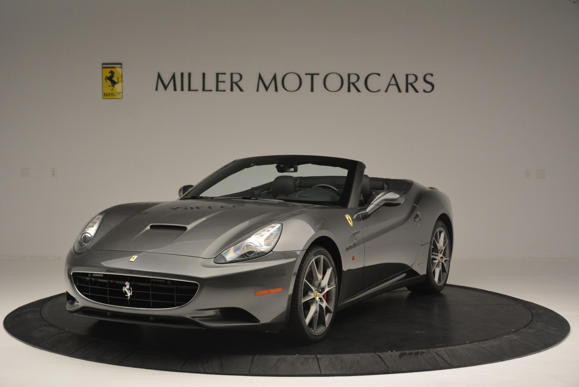 Used 2010 Ferrari California  For Sale In Westport, CT 2424_main