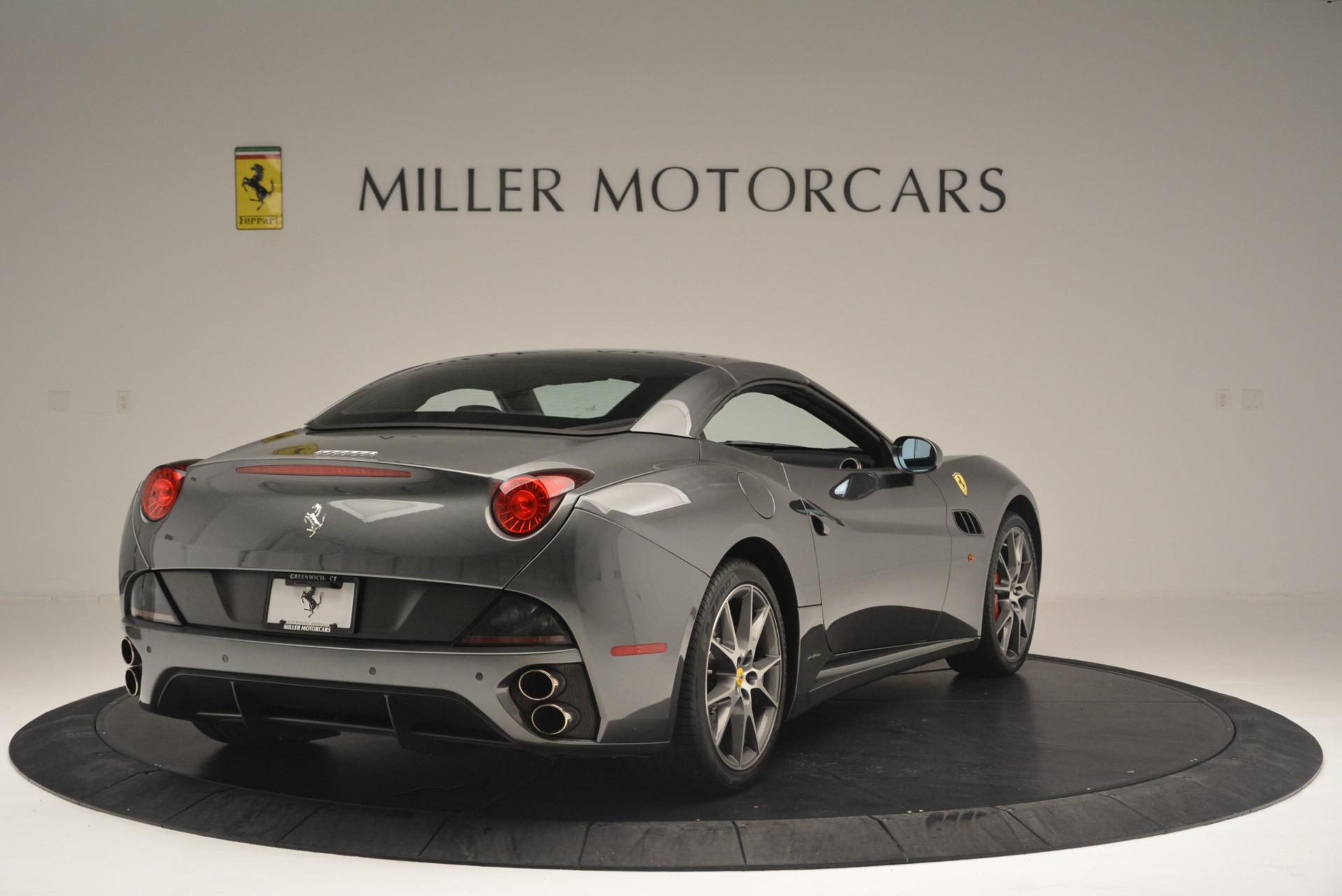 Used 2010 Ferrari California  For Sale In Westport, CT 2424_p19