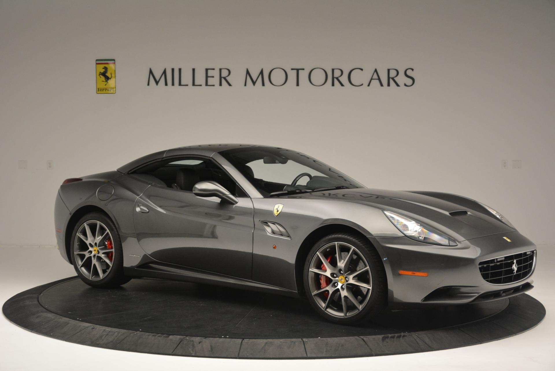 Used 2010 Ferrari California  For Sale In Westport, CT 2424_p22