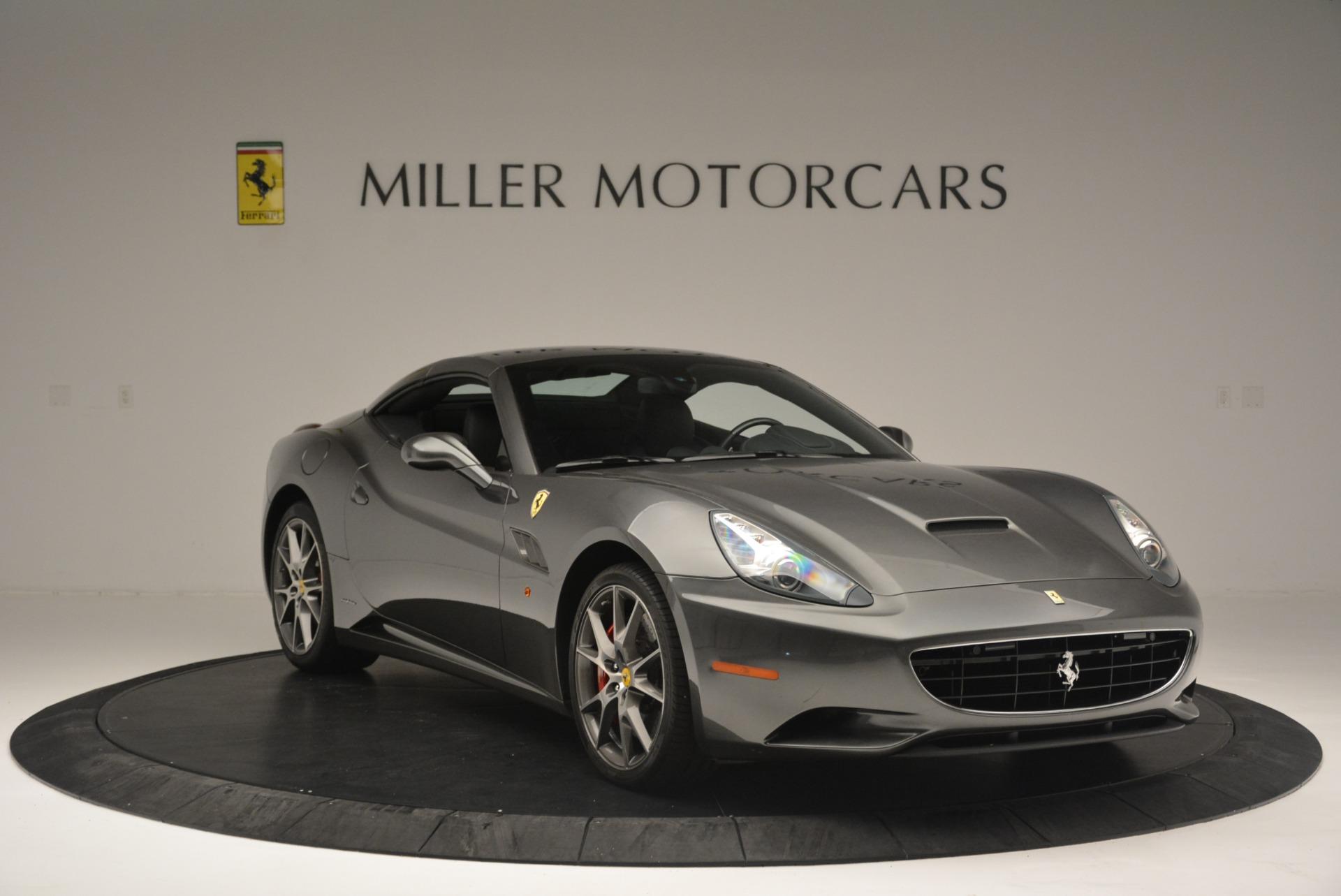 Used 2010 Ferrari California  For Sale In Westport, CT 2424_p23