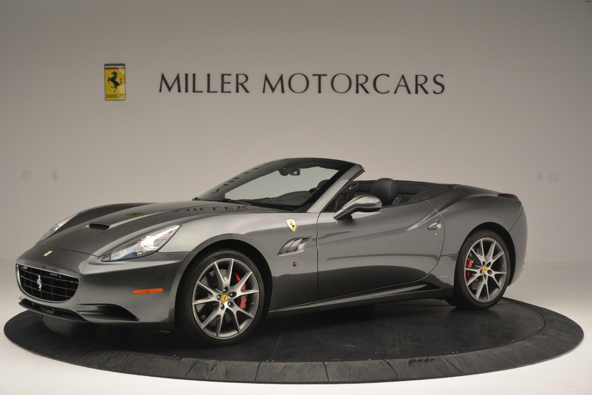 Used 2010 Ferrari California  For Sale In Westport, CT 2424_p2