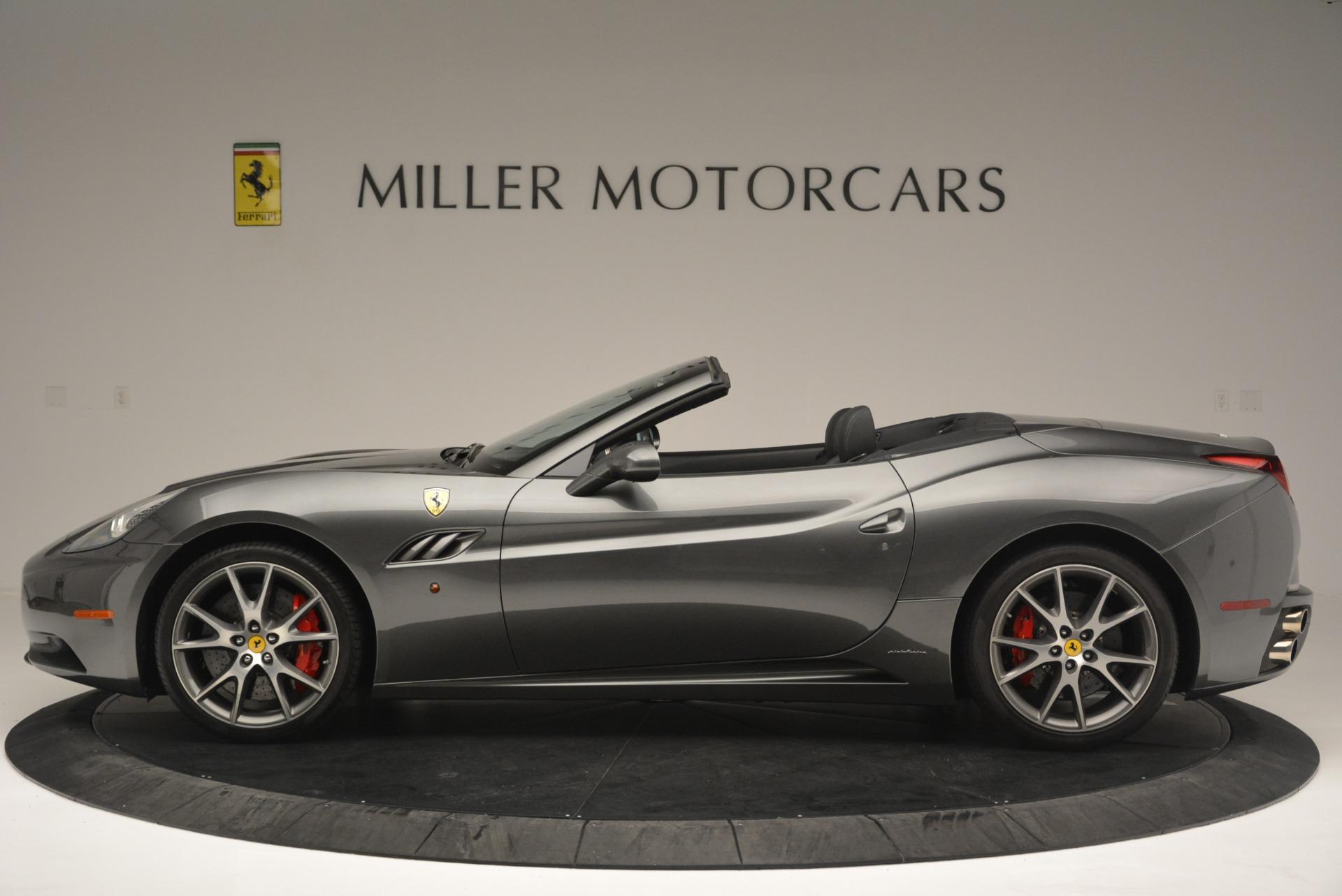 Used 2010 Ferrari California  For Sale In Westport, CT 2424_p3