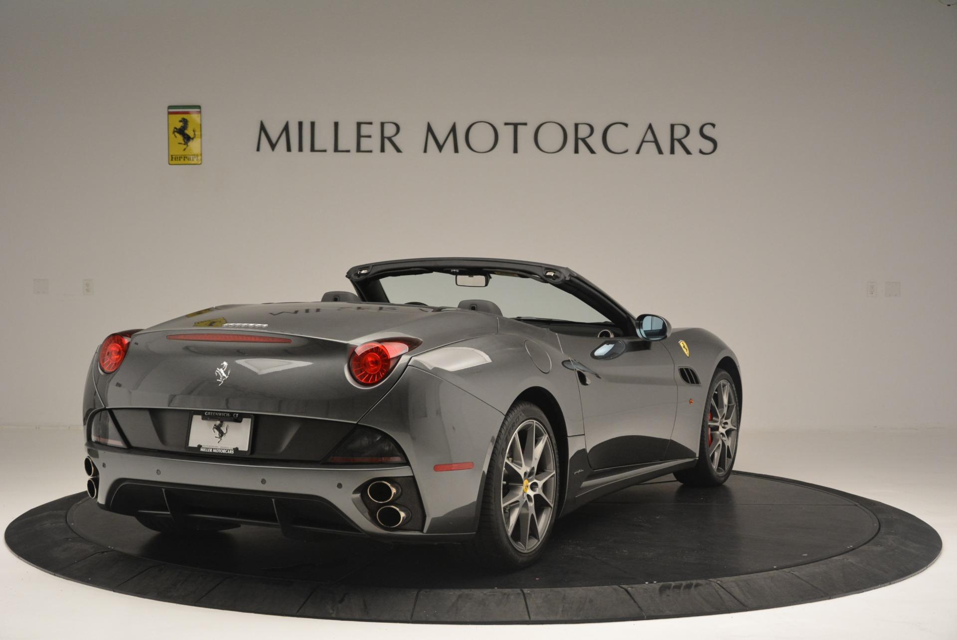Used 2010 Ferrari California  For Sale In Westport, CT 2424_p7