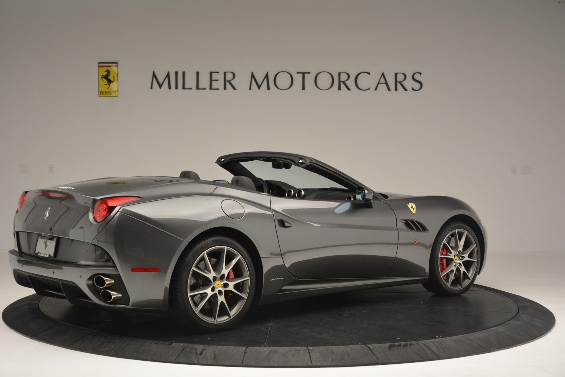 Used 2010 Ferrari California  For Sale In Westport, CT 2424_p8