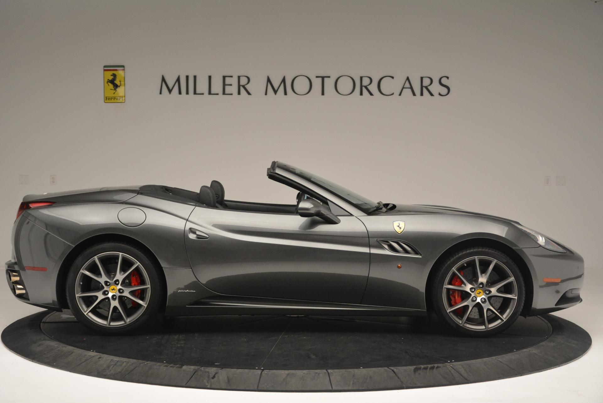 Used 2010 Ferrari California  For Sale In Westport, CT 2424_p9