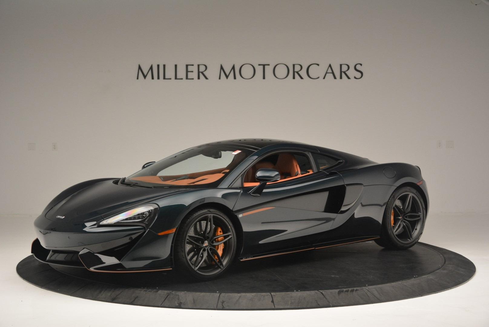 New 2018 McLaren 570GT Coupe For Sale In Westport, CT 2425_main
