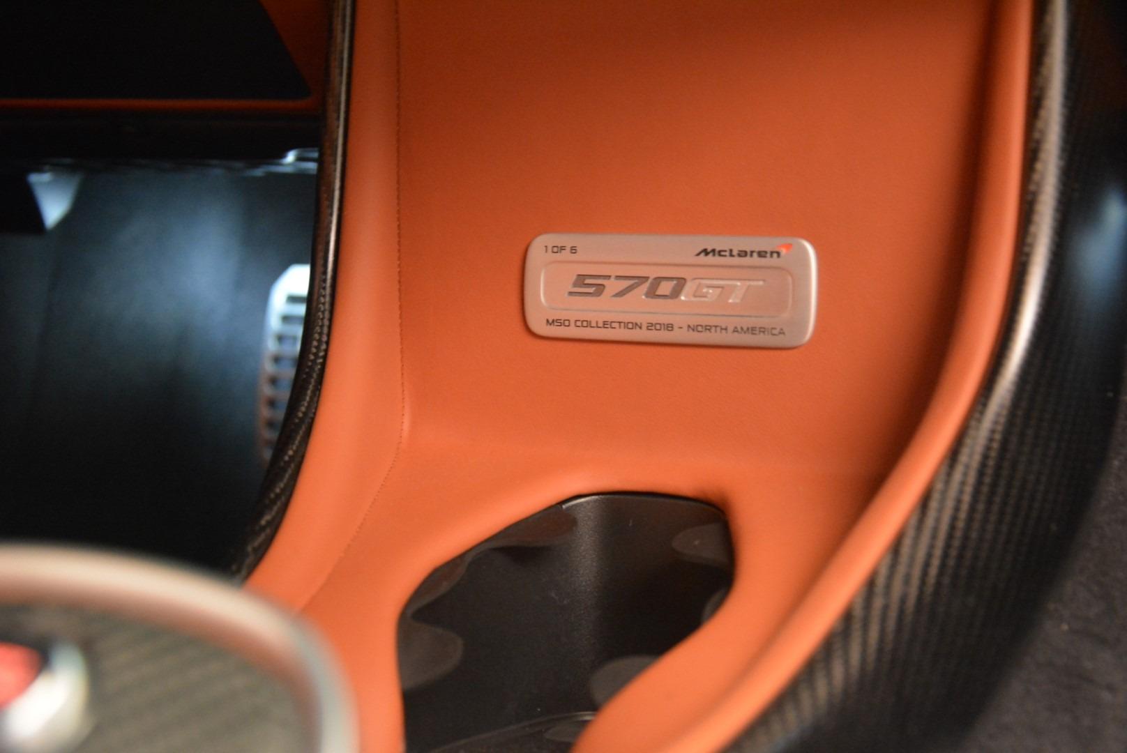 New 2018 McLaren 570GT Coupe For Sale In Westport, CT 2425_p23