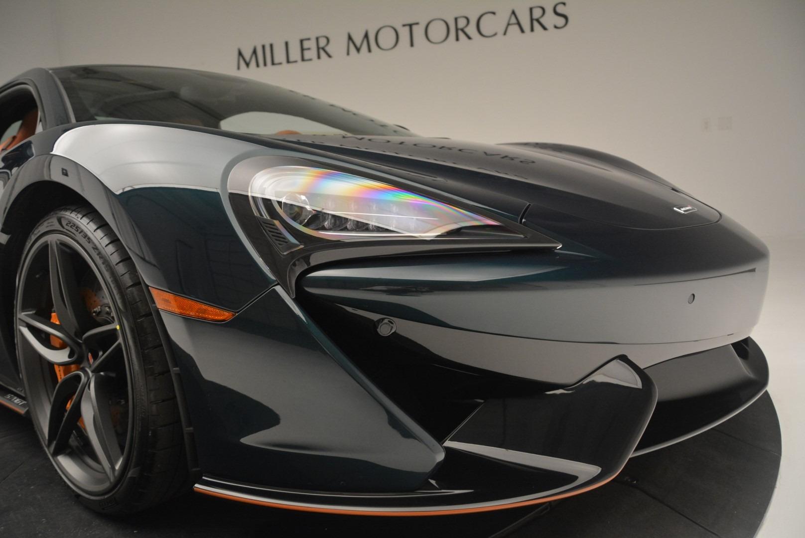 New 2018 McLaren 570GT Coupe For Sale In Westport, CT 2425_p24