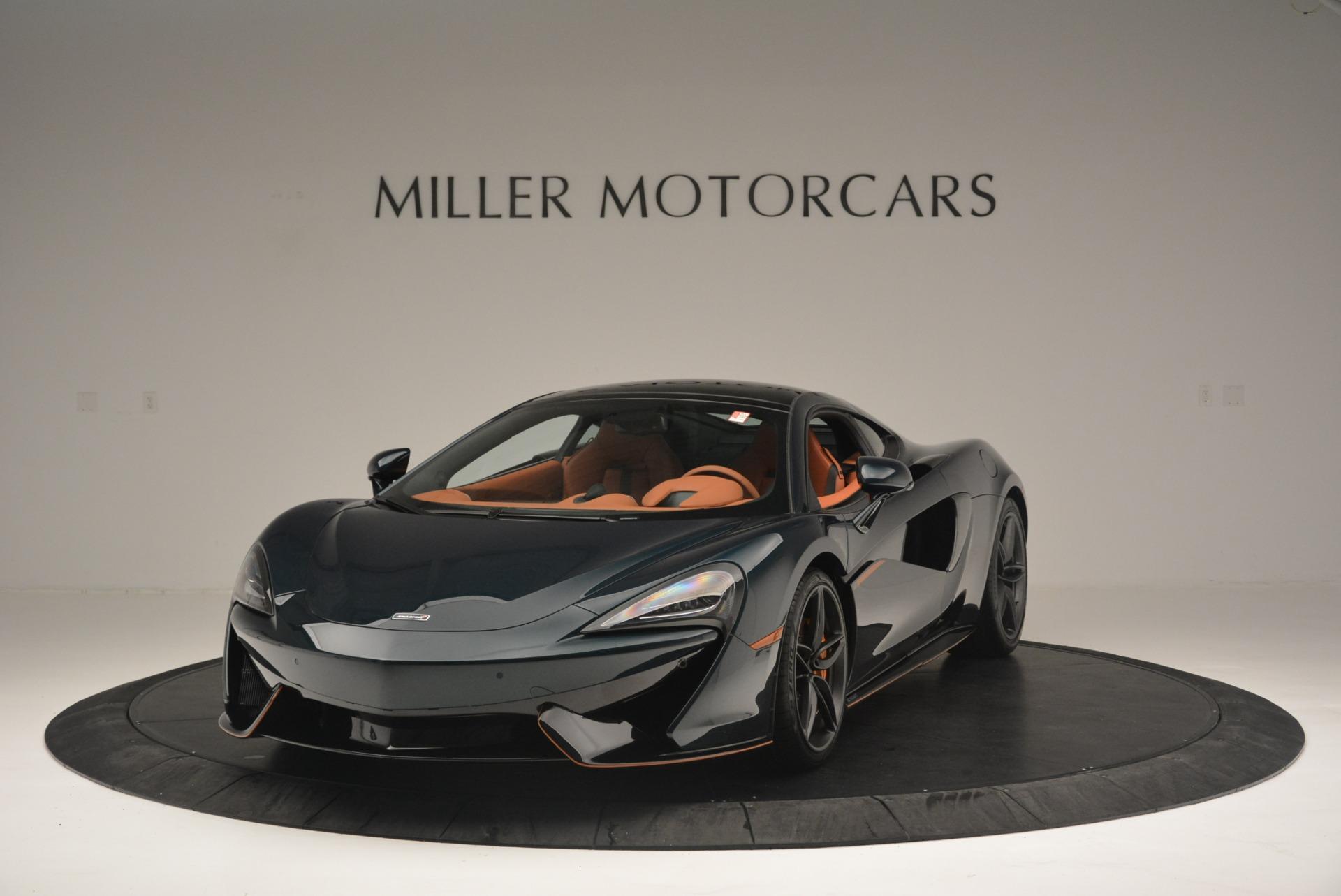 New 2018 McLaren 570GT Coupe For Sale In Westport, CT 2425_p2