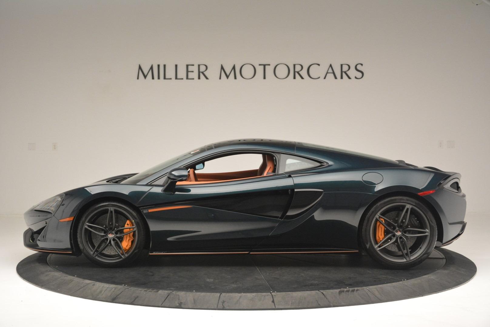 New 2018 McLaren 570GT Coupe For Sale In Westport, CT 2425_p3