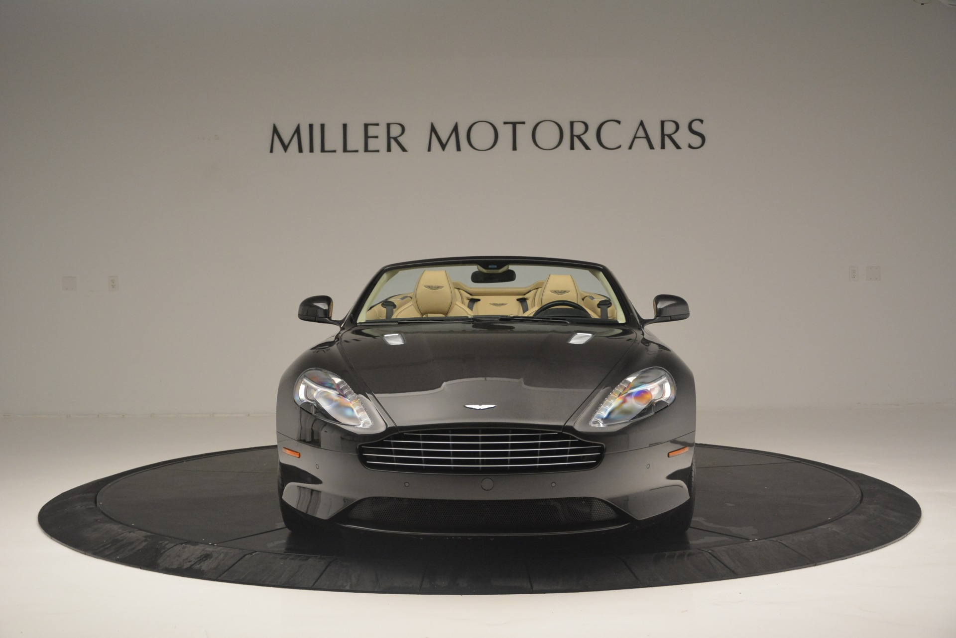 Used 2016 Aston Martin DB9 GT Volante For Sale In Westport, CT 2429_p12