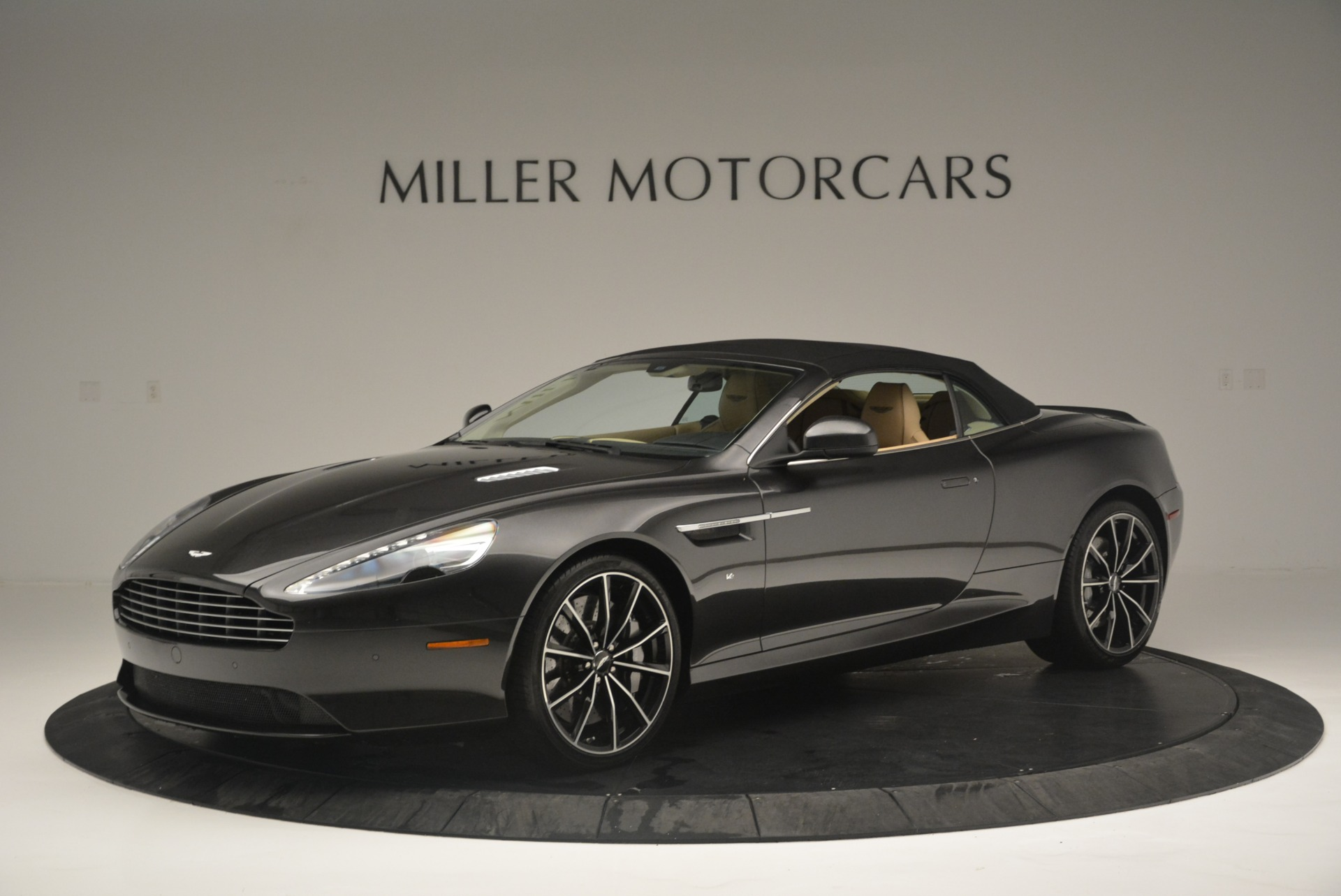 Used 2016 Aston Martin DB9 GT Volante For Sale In Westport, CT 2429_p14