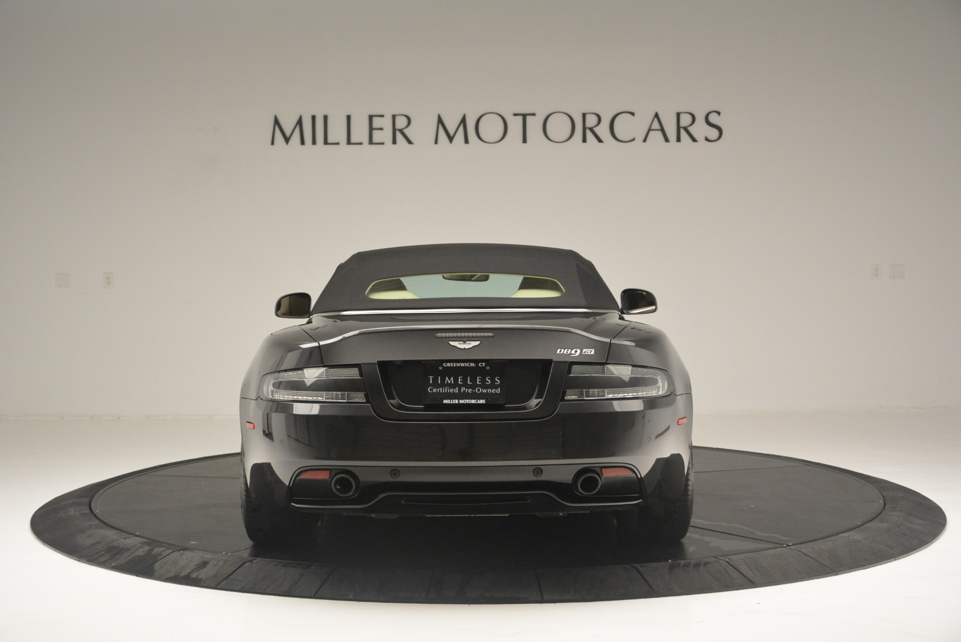 Used 2016 Aston Martin DB9 GT Volante For Sale In Westport, CT 2429_p18