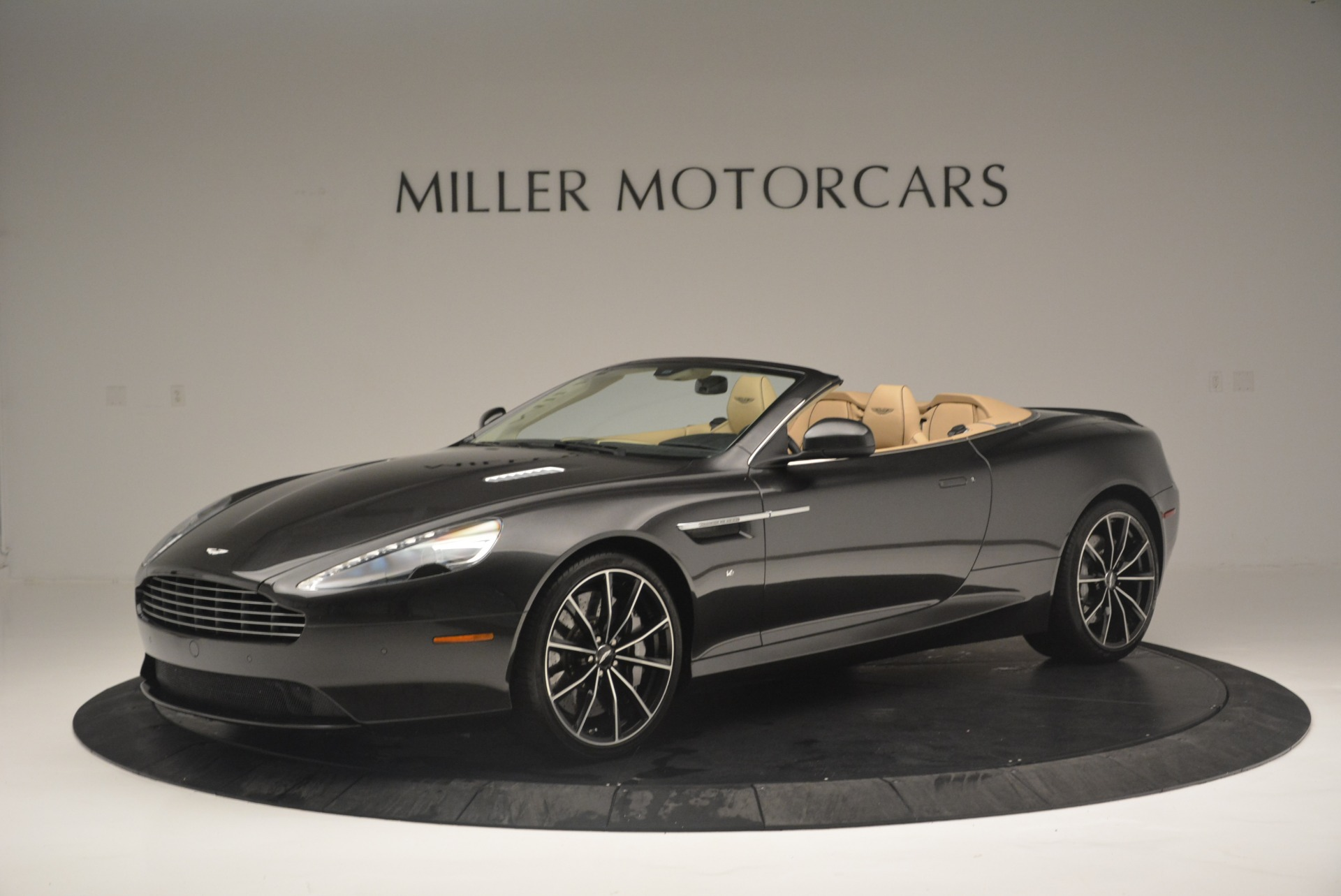 Used 2016 Aston Martin DB9 GT Volante For Sale In Westport, CT 2429_p2