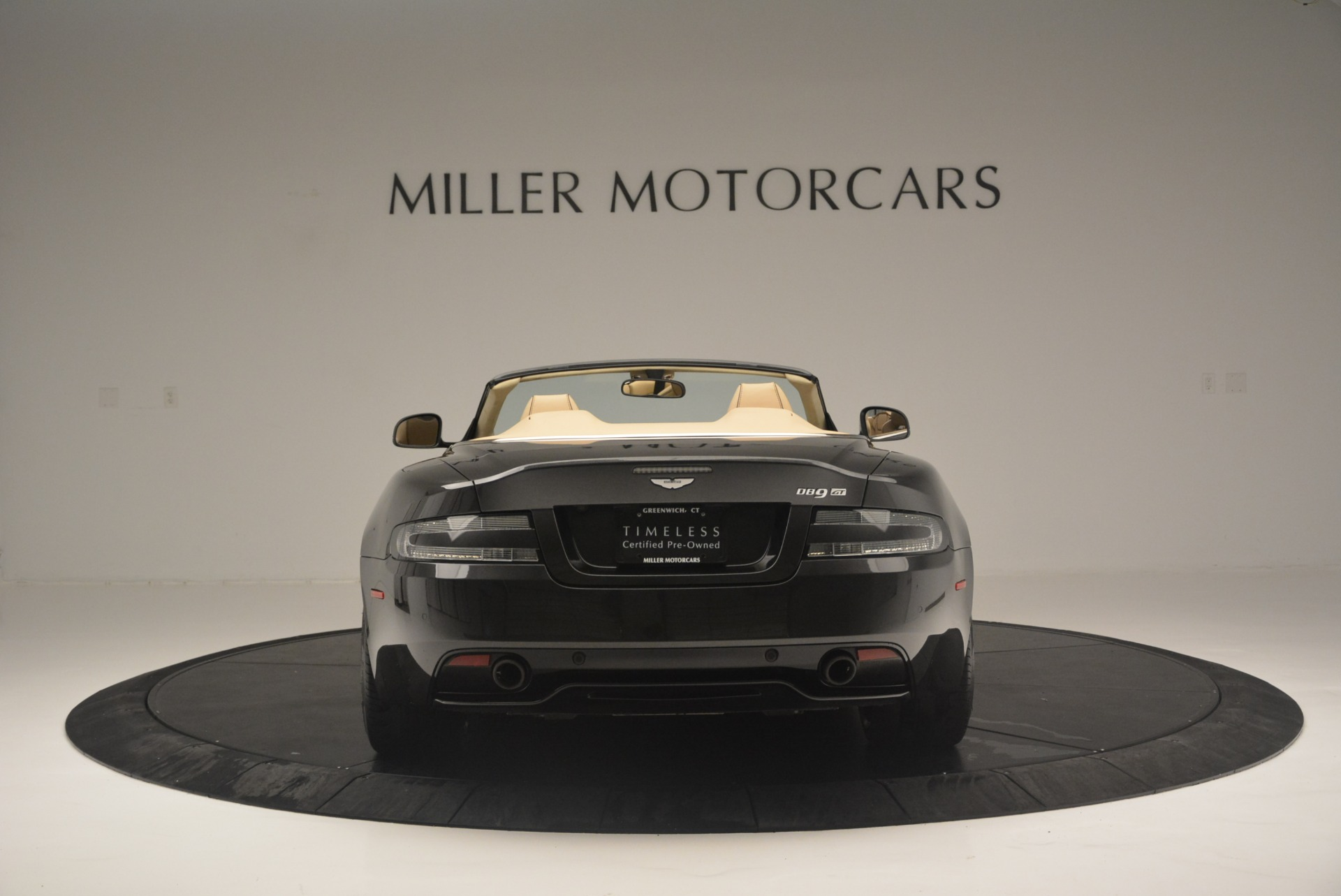 Used 2016 Aston Martin DB9 GT Volante For Sale In Westport, CT 2429_p6