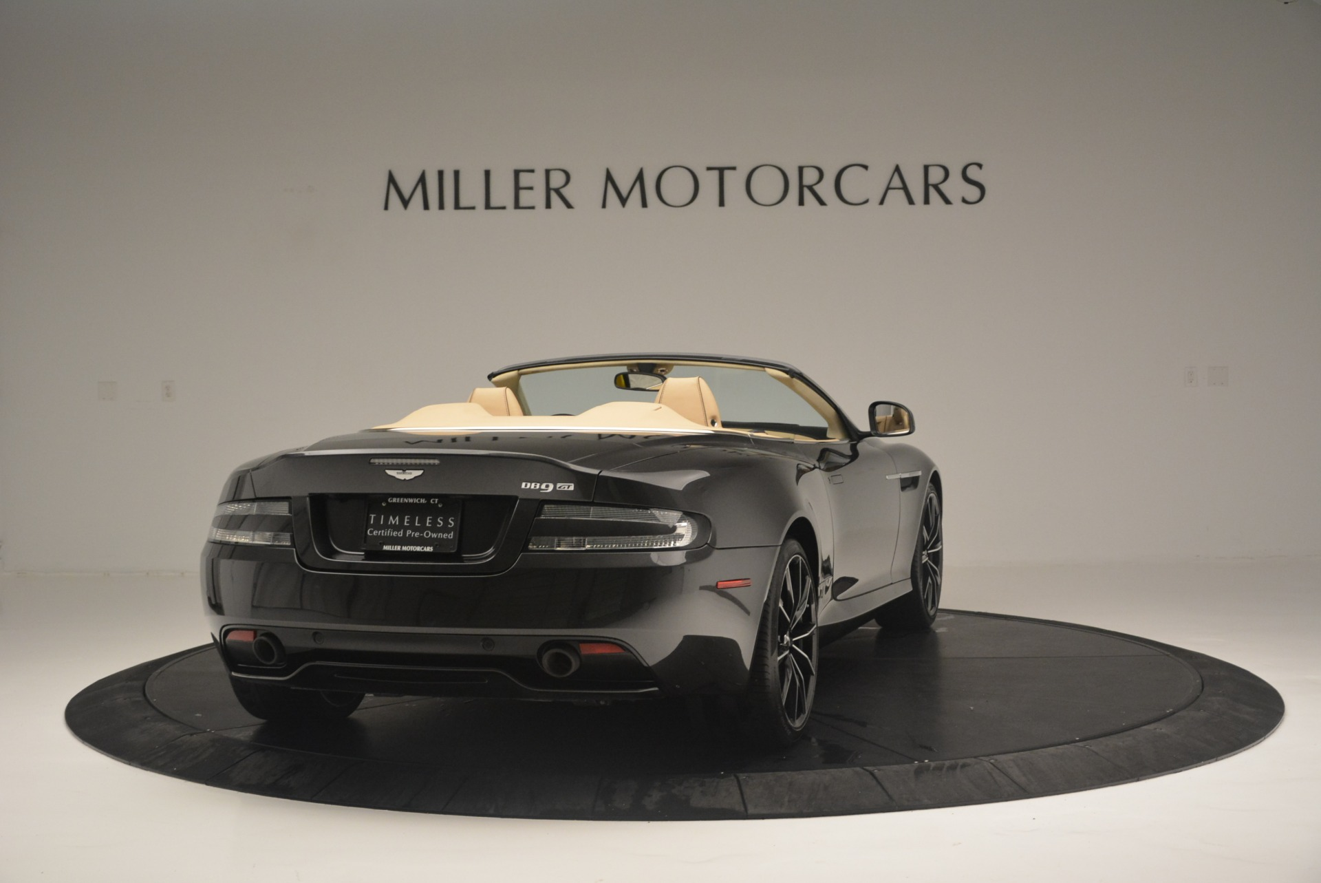 Used 2016 Aston Martin DB9 GT Volante For Sale In Westport, CT 2429_p7