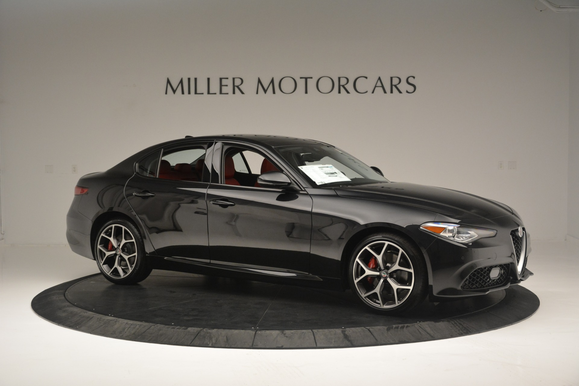 New 2018 Alfa Romeo Giulia Ti Sport Q4 For Sale In Westport, CT 2433_p10