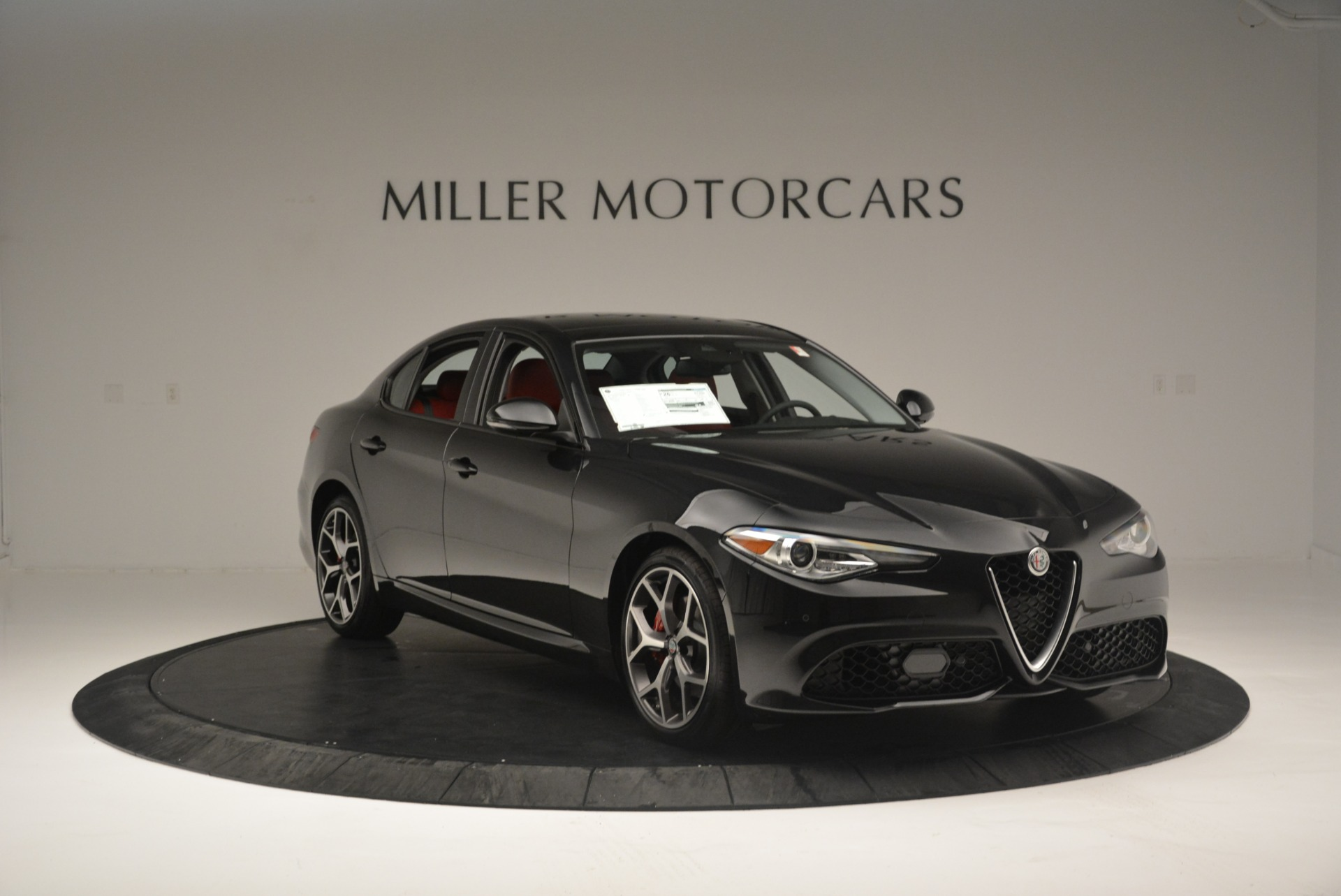 New 2018 Alfa Romeo Giulia Ti Sport Q4 For Sale In Westport, CT 2433_p11