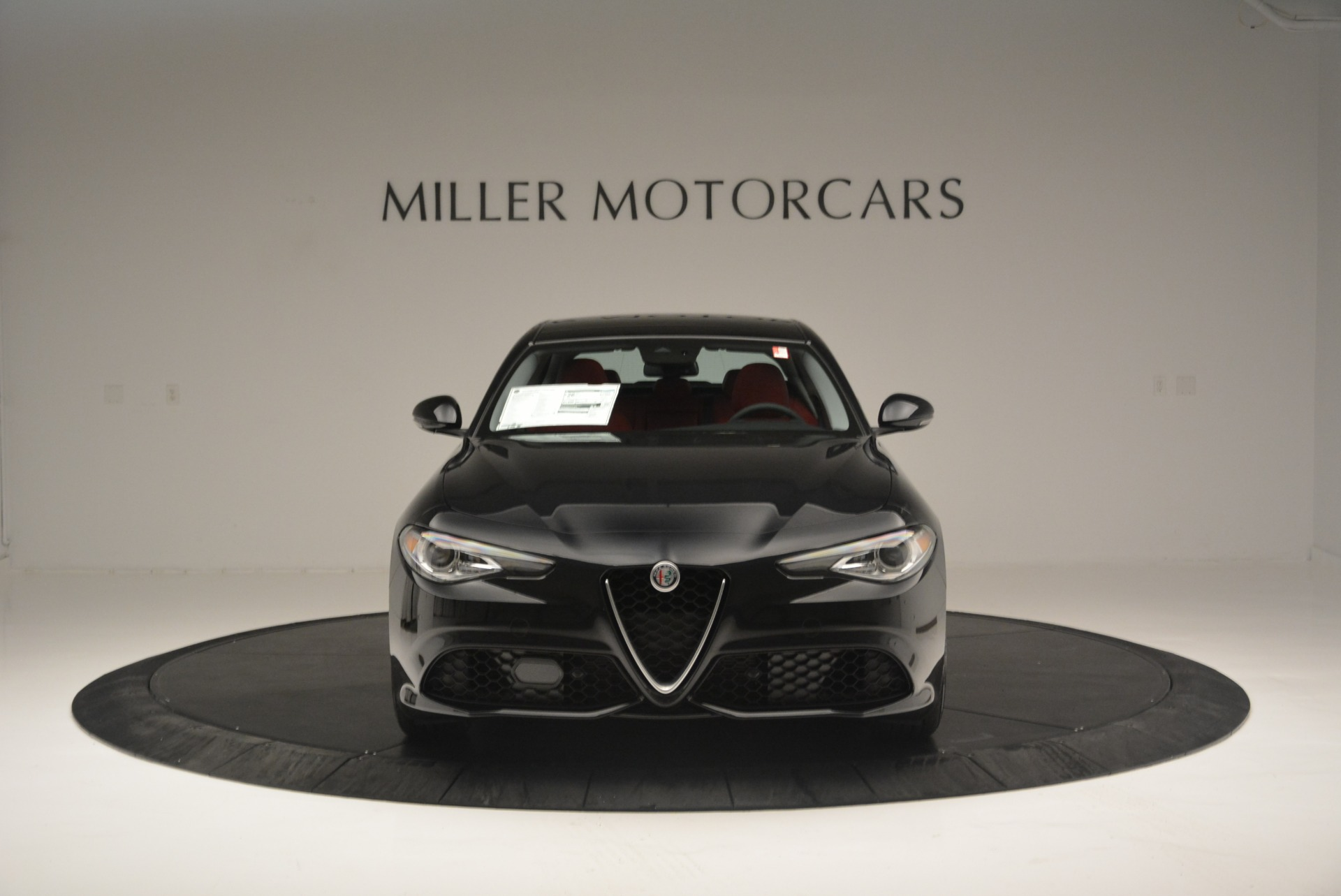 New 2018 Alfa Romeo Giulia Ti Sport Q4 For Sale In Westport, CT 2433_p12