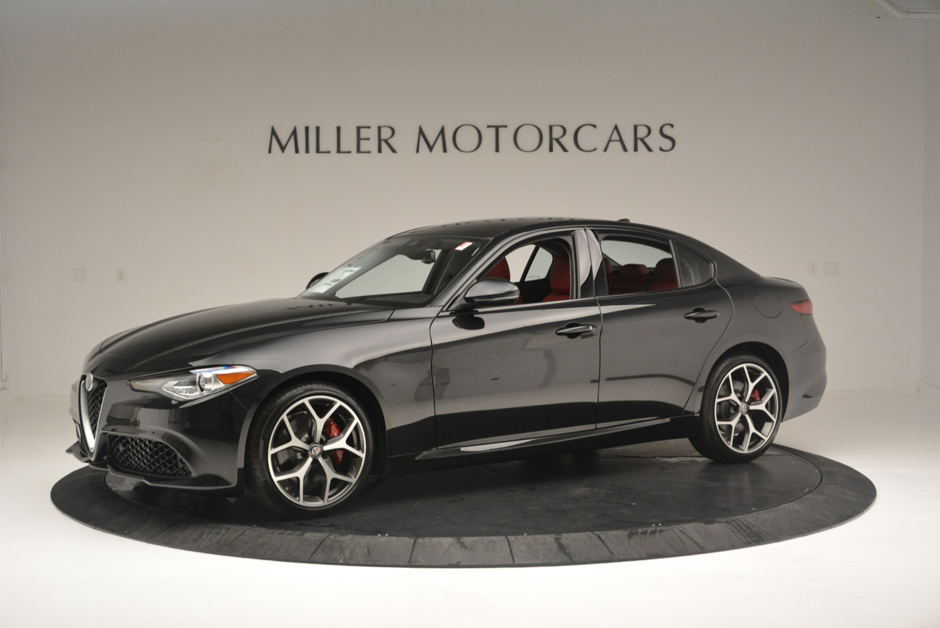 New 2018 Alfa Romeo Giulia Ti Sport Q4 For Sale In Westport, CT 2433_p2