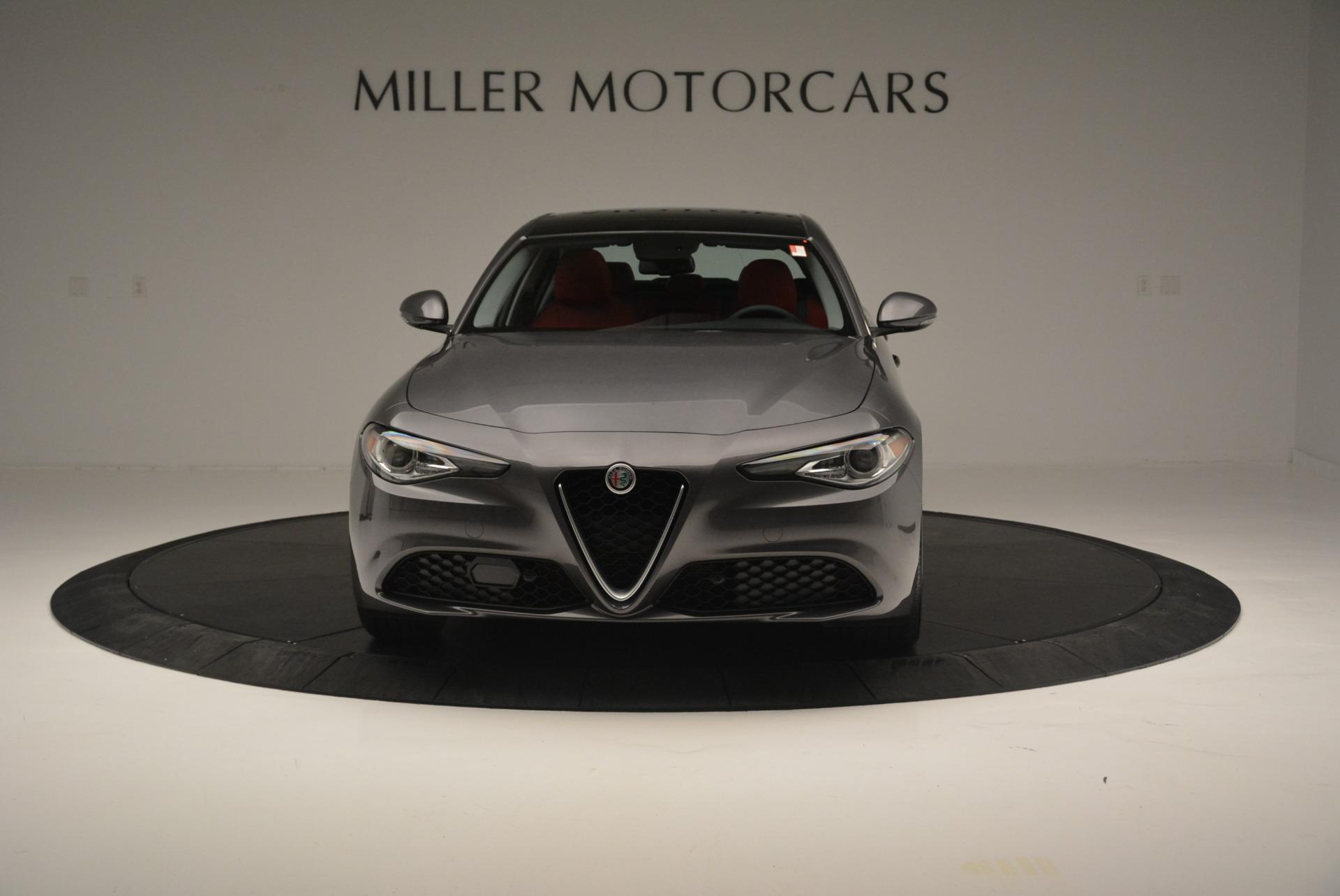New 2018 Alfa Romeo Giulia Q4 For Sale In Westport, CT 2439_p18