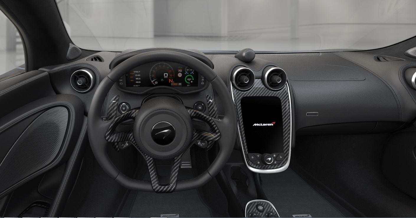 New 2018 McLaren 570GT  For Sale In Westport, CT 2441_p3
