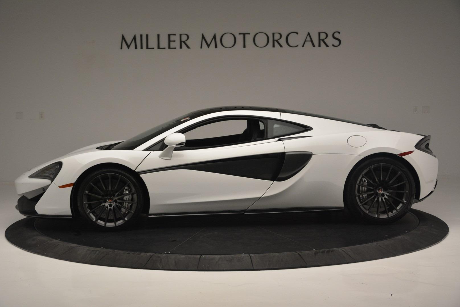 Used 2018 McLaren 570GT  For Sale In Westport, CT 2442_p3