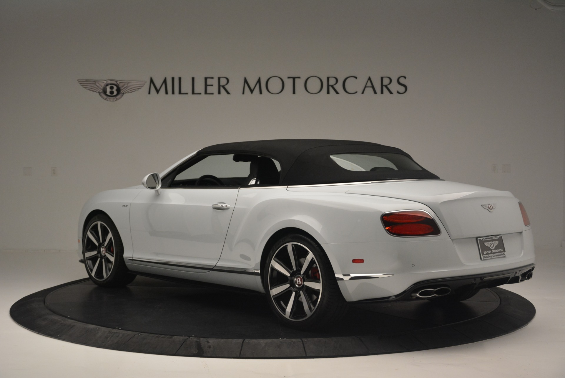 Used 2014 Bentley Continental GT V8 S For Sale In Westport, CT 2443_p13