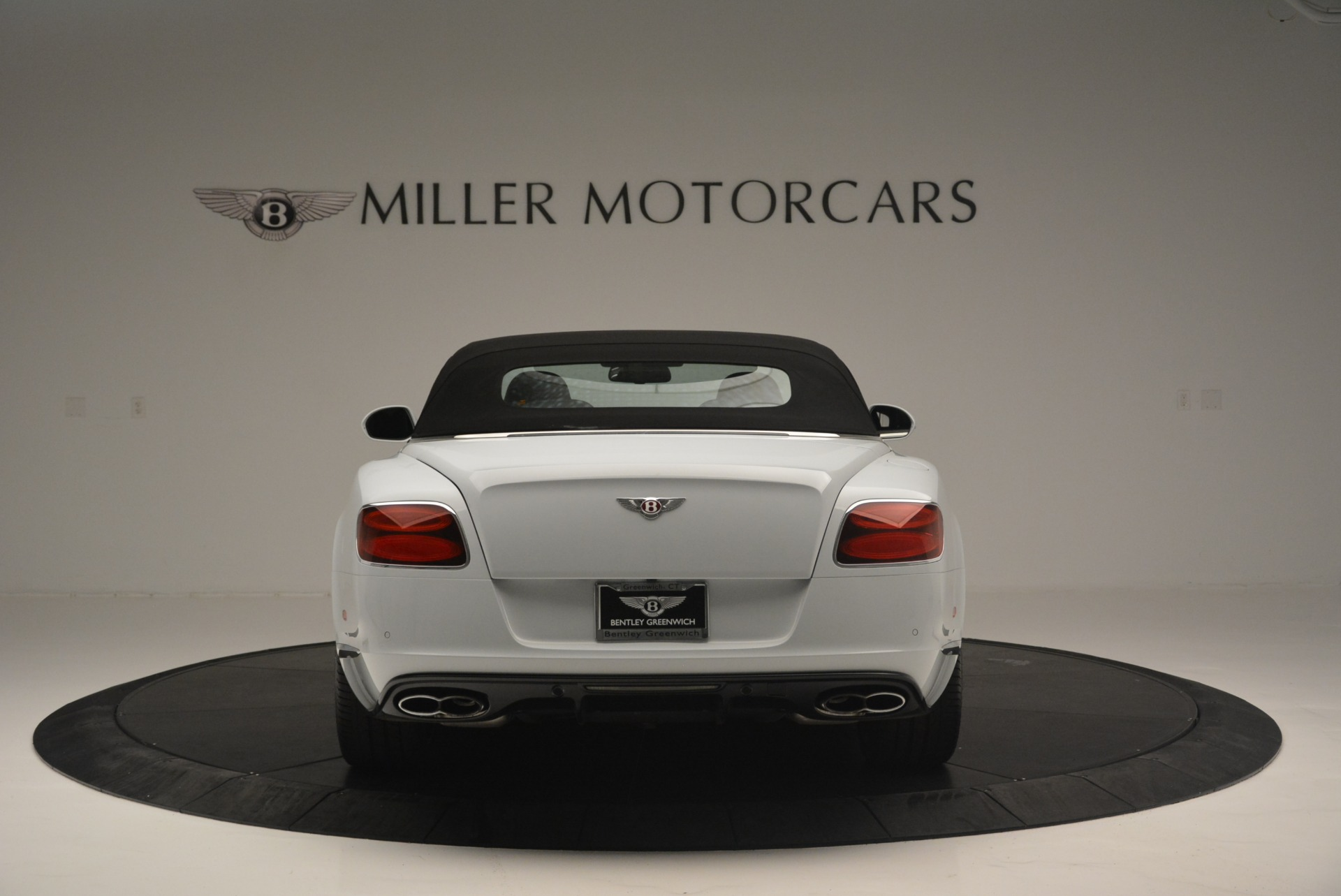 Used 2014 Bentley Continental GT V8 S For Sale In Westport, CT 2443_p14
